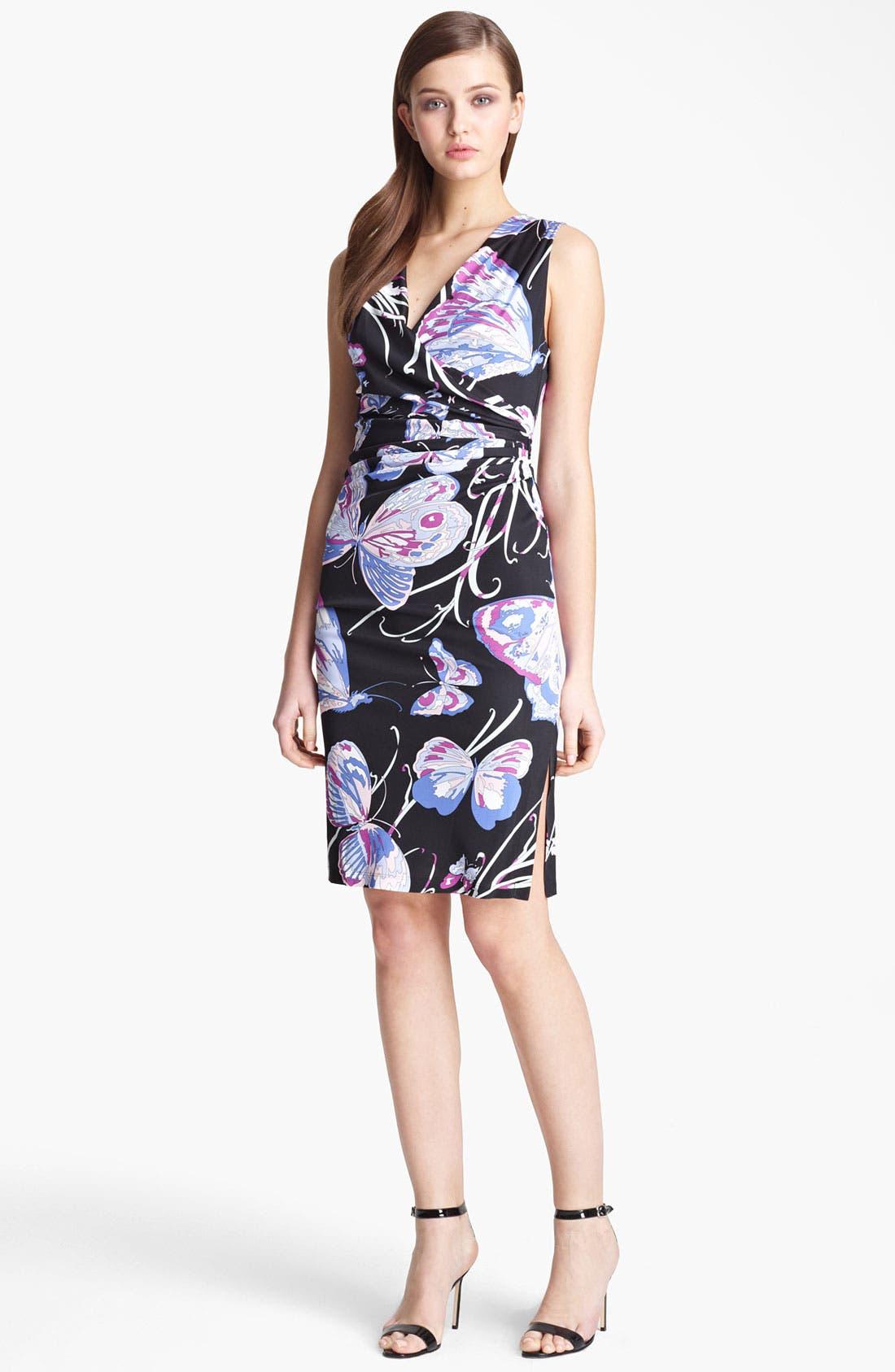 Alternate Image 1 Selected - Emilio Pucci Print Jersey Dress