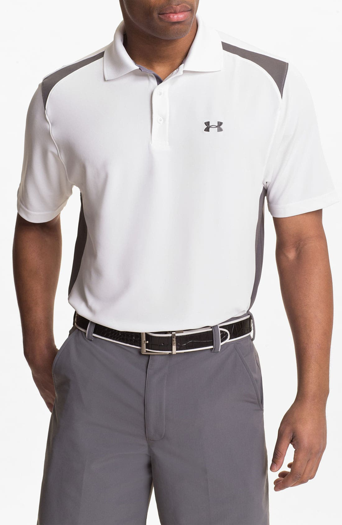 Main Image - Under Armour HeatGear® Performance Polo