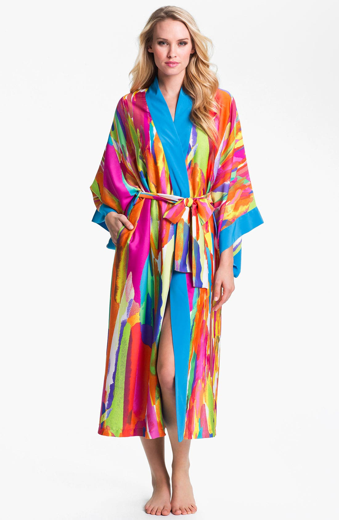 Alternate Image 1 Selected - Natori 'Palau' Robe
