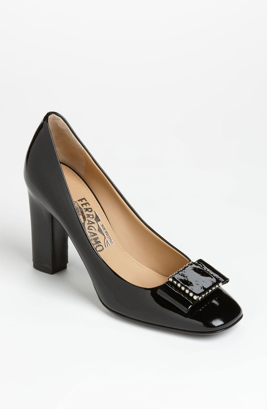 Alternate Image 1 Selected - Salvatore Ferragamo 'Selia' Pump