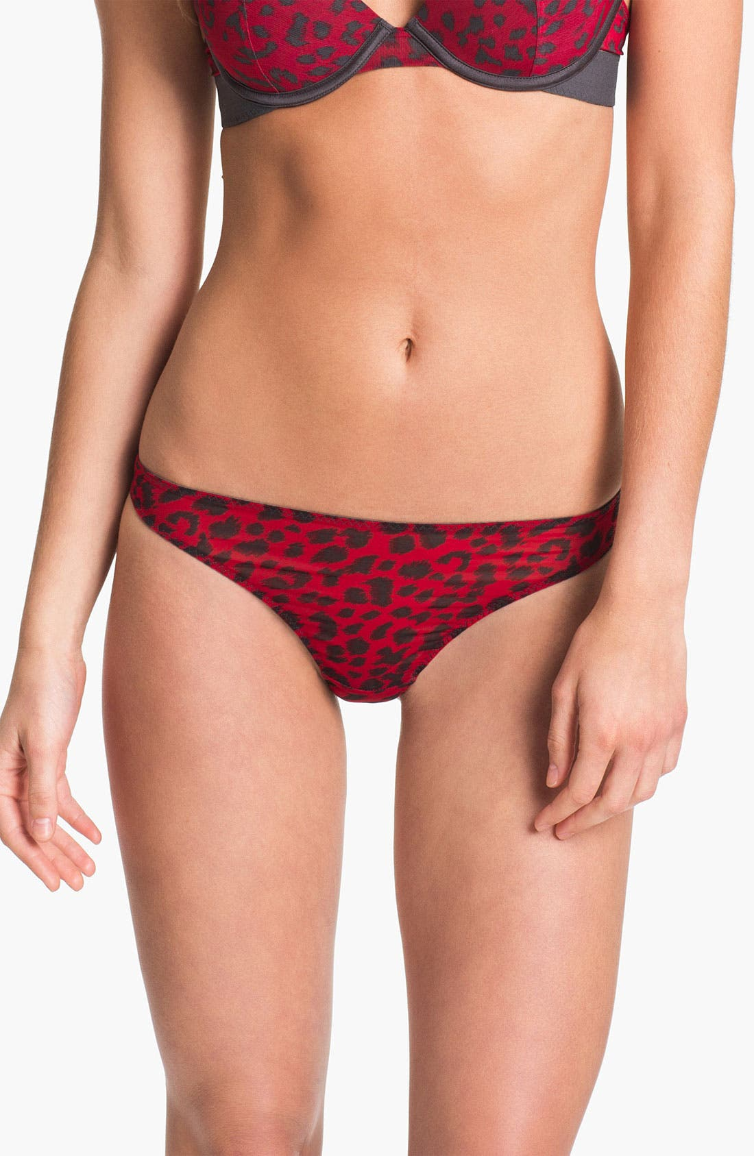 Main Image - Stella McCartney 'Marguerite Riding' Thong