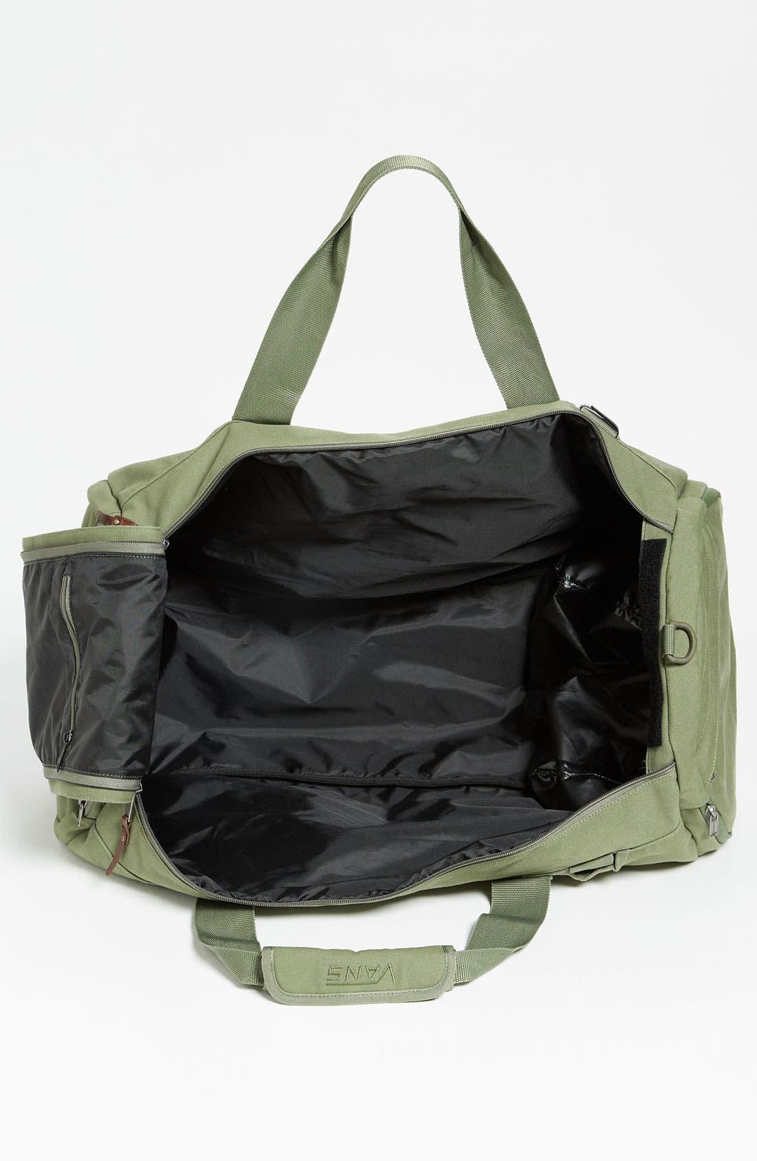 Alternate Image 4  - Vans 'Joel Tudor' Duffel Bag