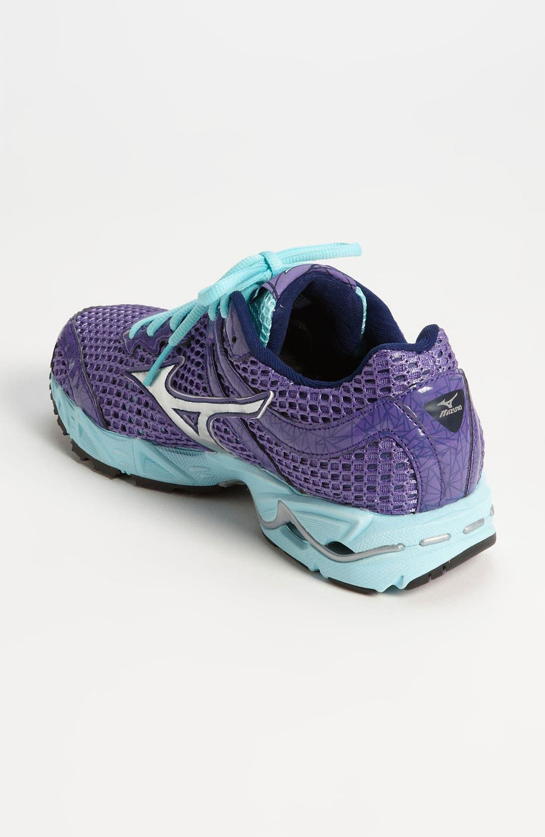 Alternate Image 2  - Mizuno 'Wave Precision 13' Running Shoe (Women)(Retail Price: $109.95)