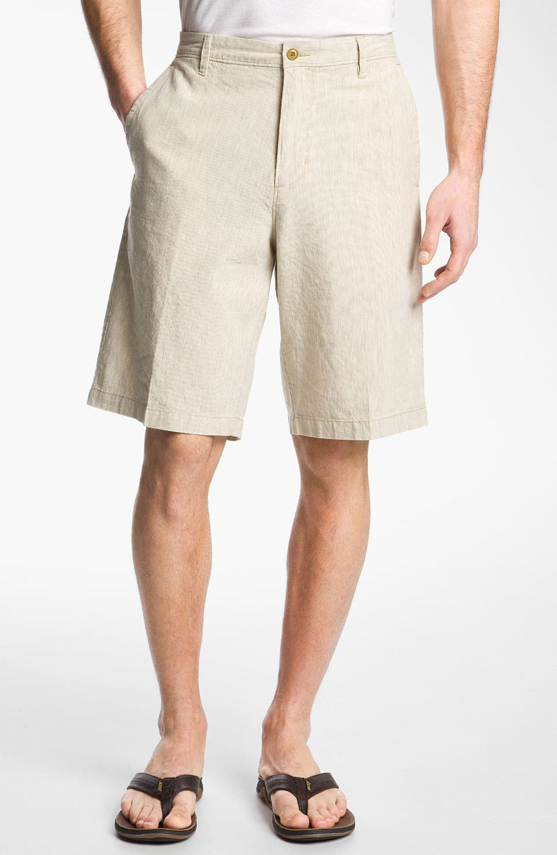 Alternate Image 1 Selected - Tommy Bahama 'All Aboard' Shorts