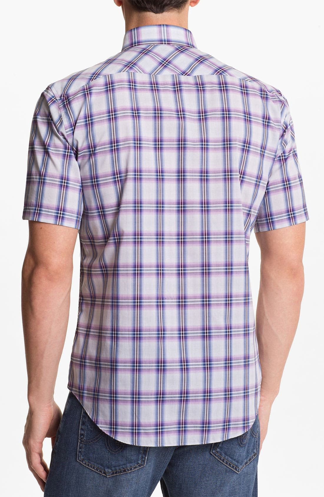 Alternate Image 2  - Zachary Prell 'King' Sport Shirt