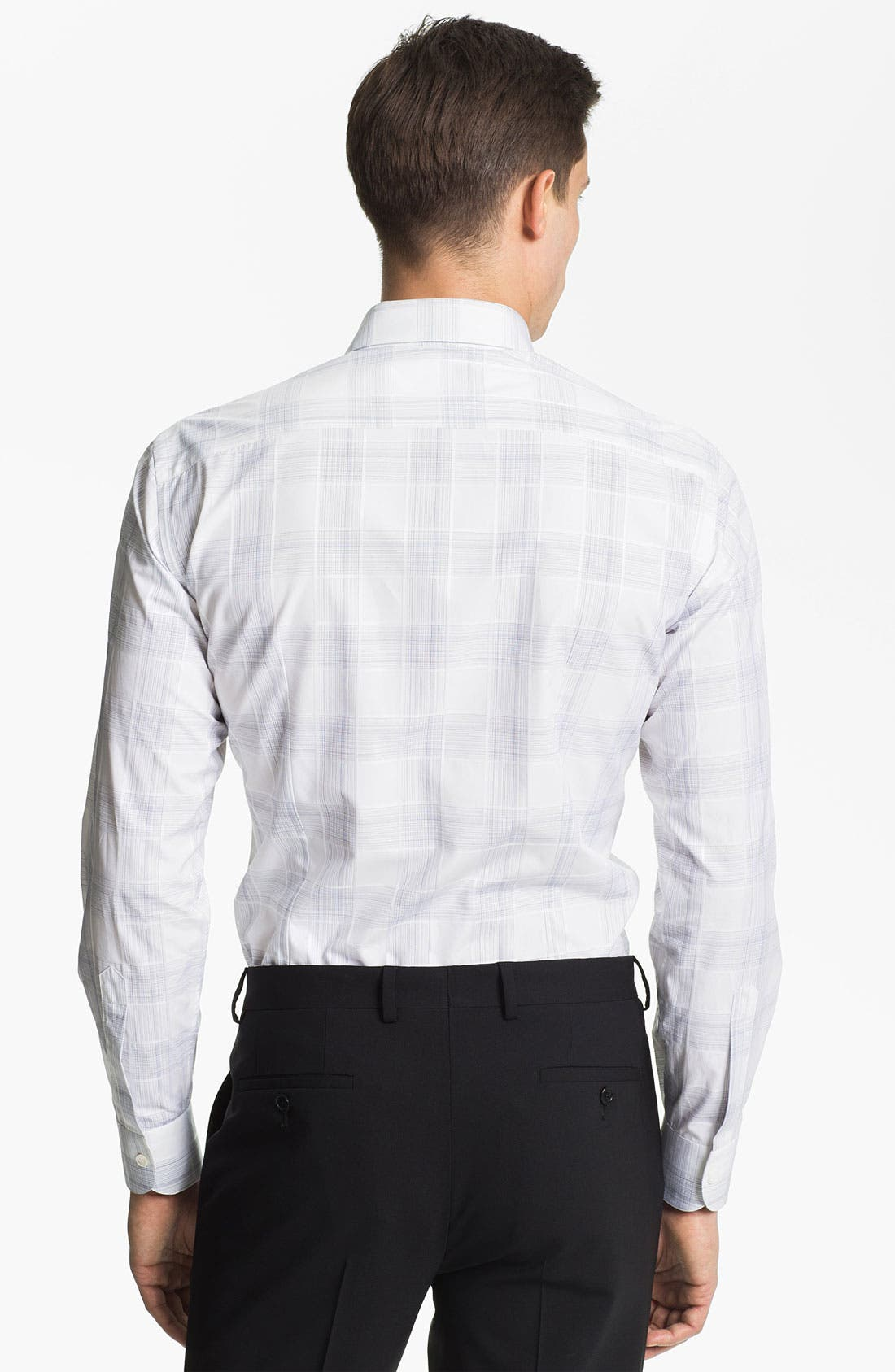 Alternate Image 2  - Salvatore Ferragamo Regular Fit Sport Shirt