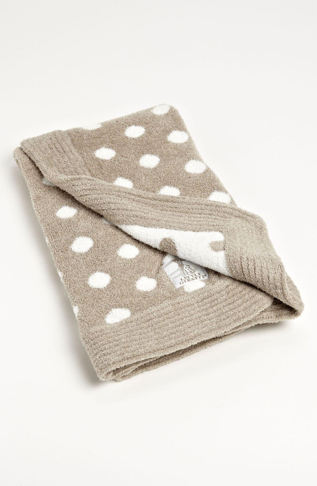 Alternate Image 1 Selected - Little Giraffe 'Dolce Dot' Blanket
