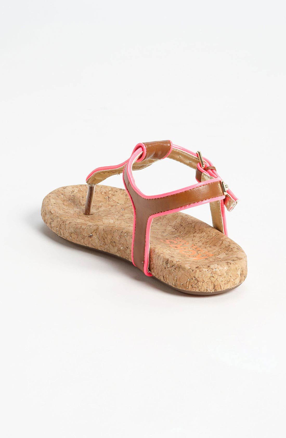 Alternate Image 2  - KORS Michael Kors 'Moonlight' Sandal (Toddler, Little Kid & Big Kid)