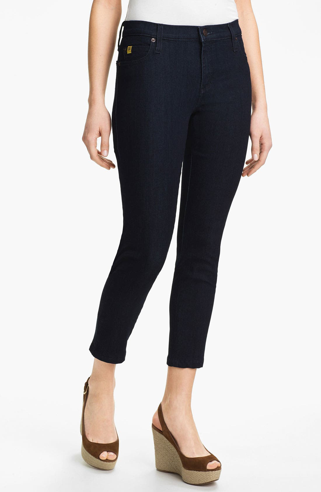 Main Image - Second Yoga Jeans Ankle Jeans