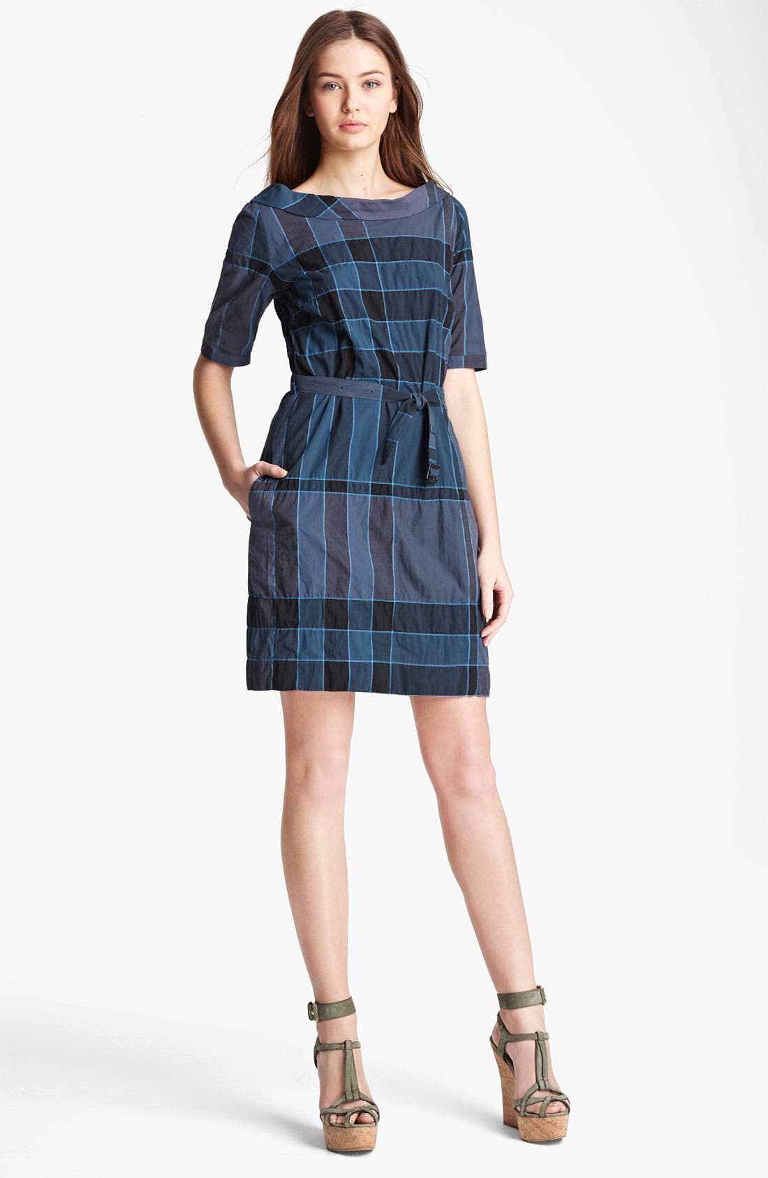 Alternate Image 1 Selected - Burberry Brit 'Kristie' Dress