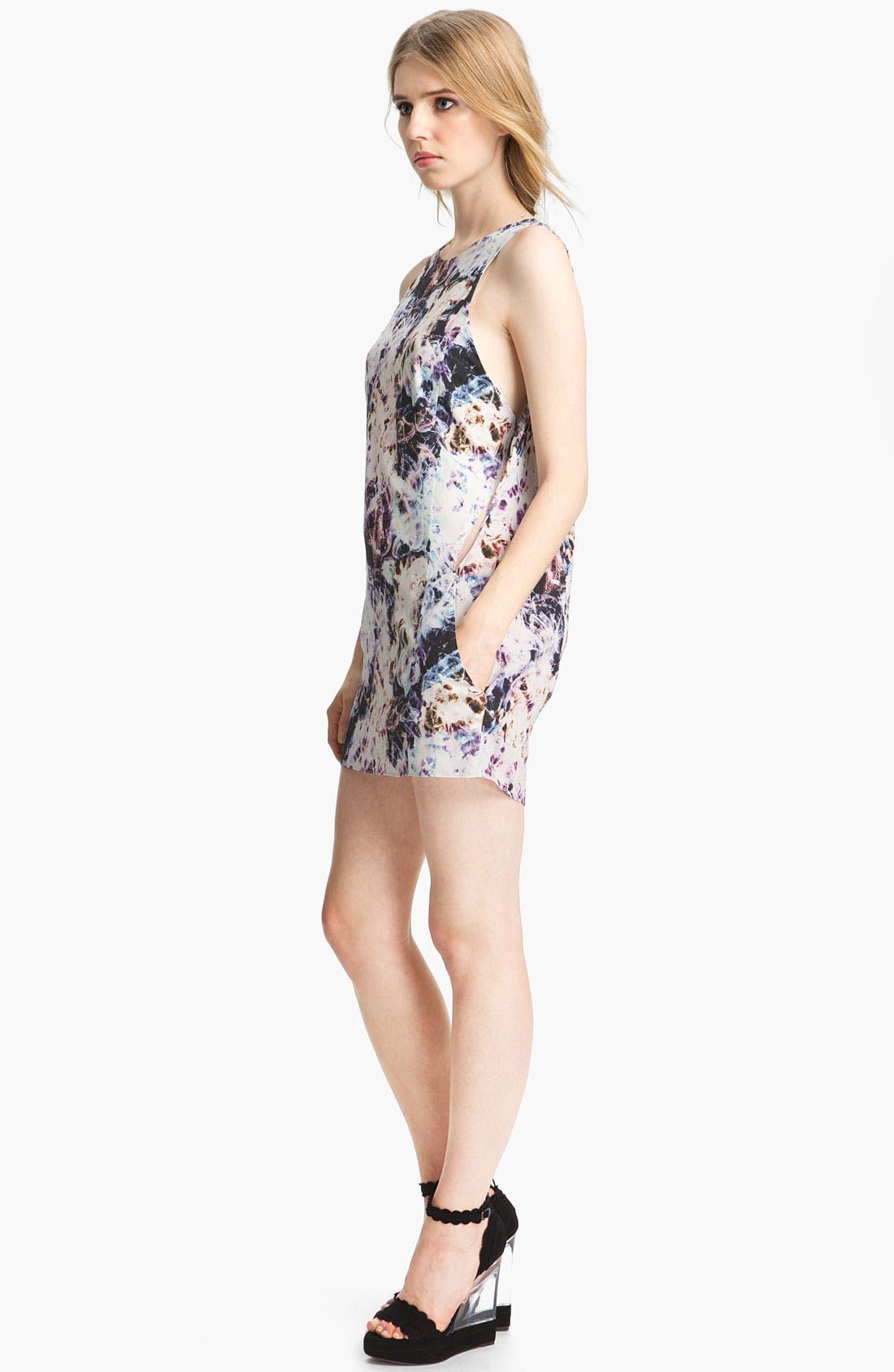 Alternate Image 2  - Theyskens' Theory 'Dorchid Ilight' Print Silk Dress
