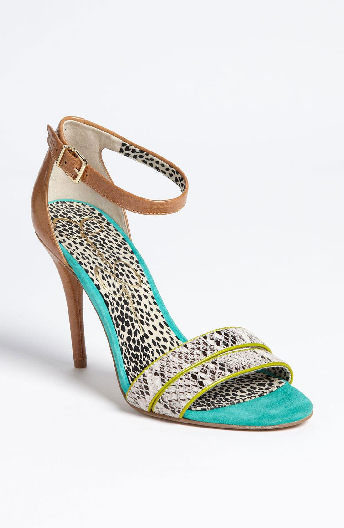 Main Image - Jessica Simpson 'Jessies' Sandal