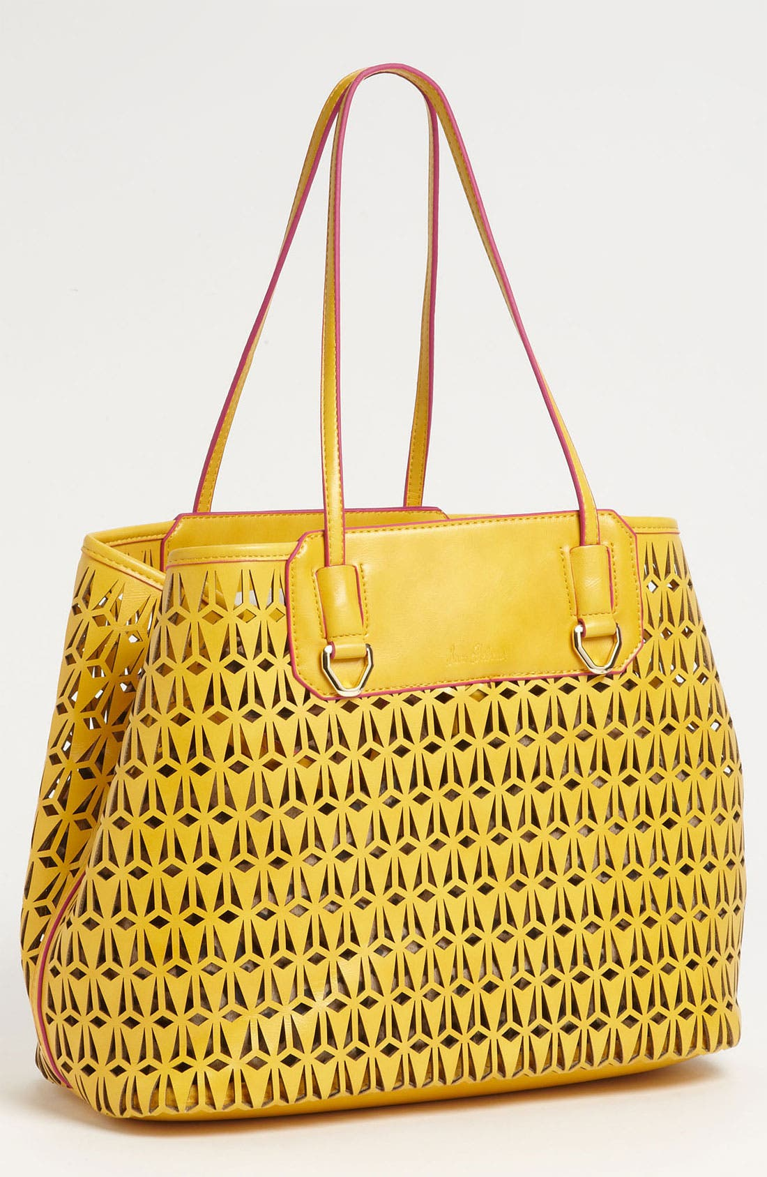 Alternate Image 1 Selected - Sam Edelman 'Marina' Perforated Tote