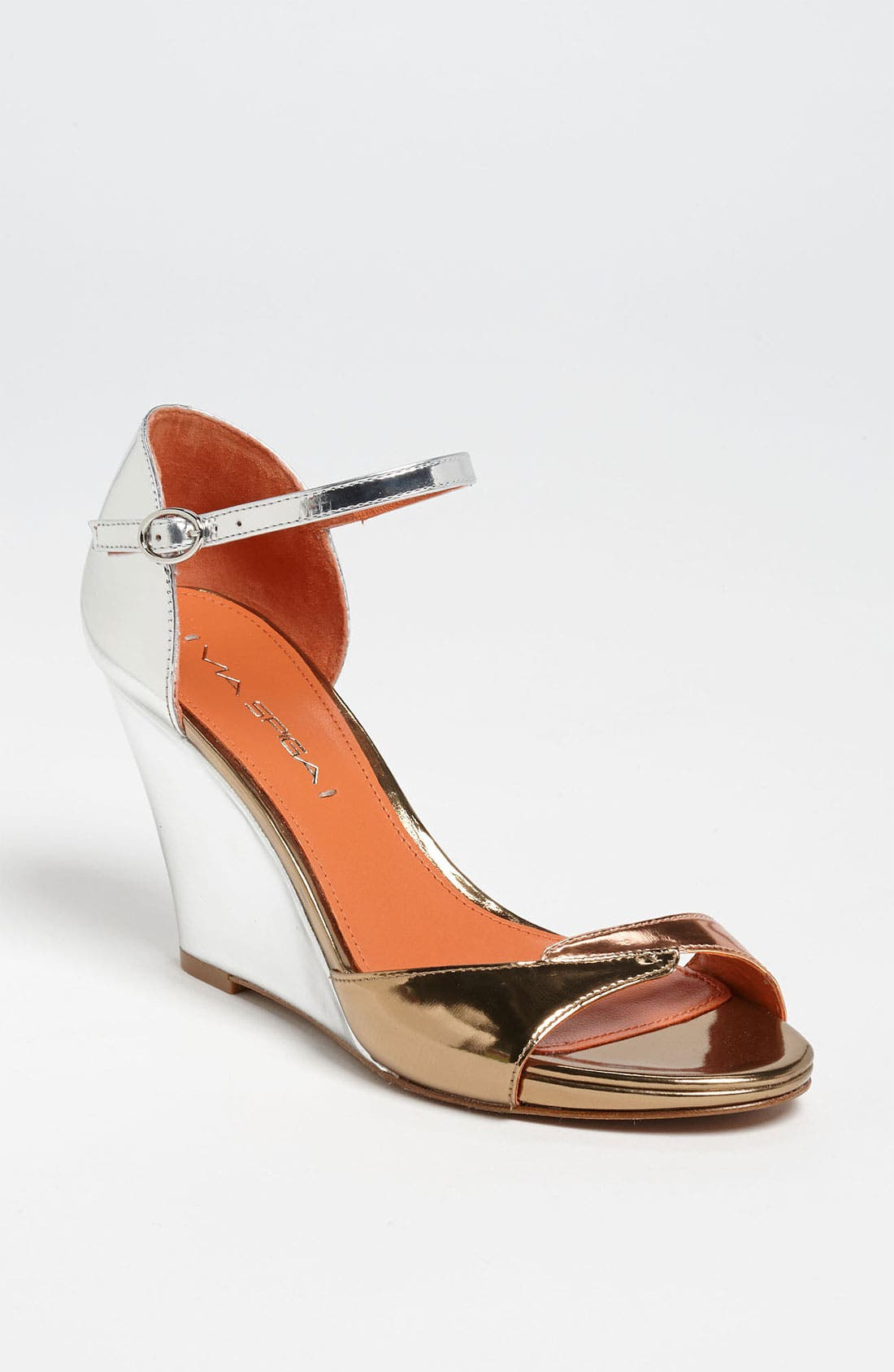 Alternate Image 1 Selected - Via Spiga 'Danice' Wedge Sandal