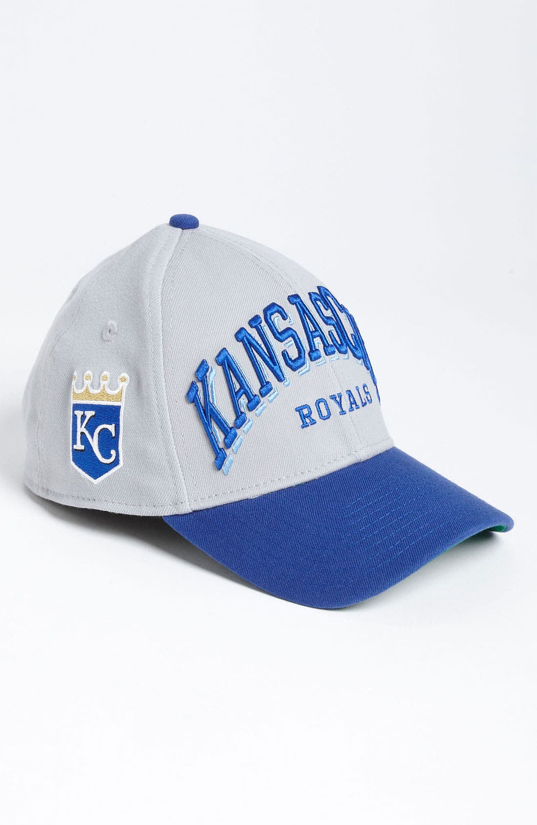 Alternate Image 2  - New Era Cap 'Kansas City Royals - Arch Mark' Fitted Baseball Cap