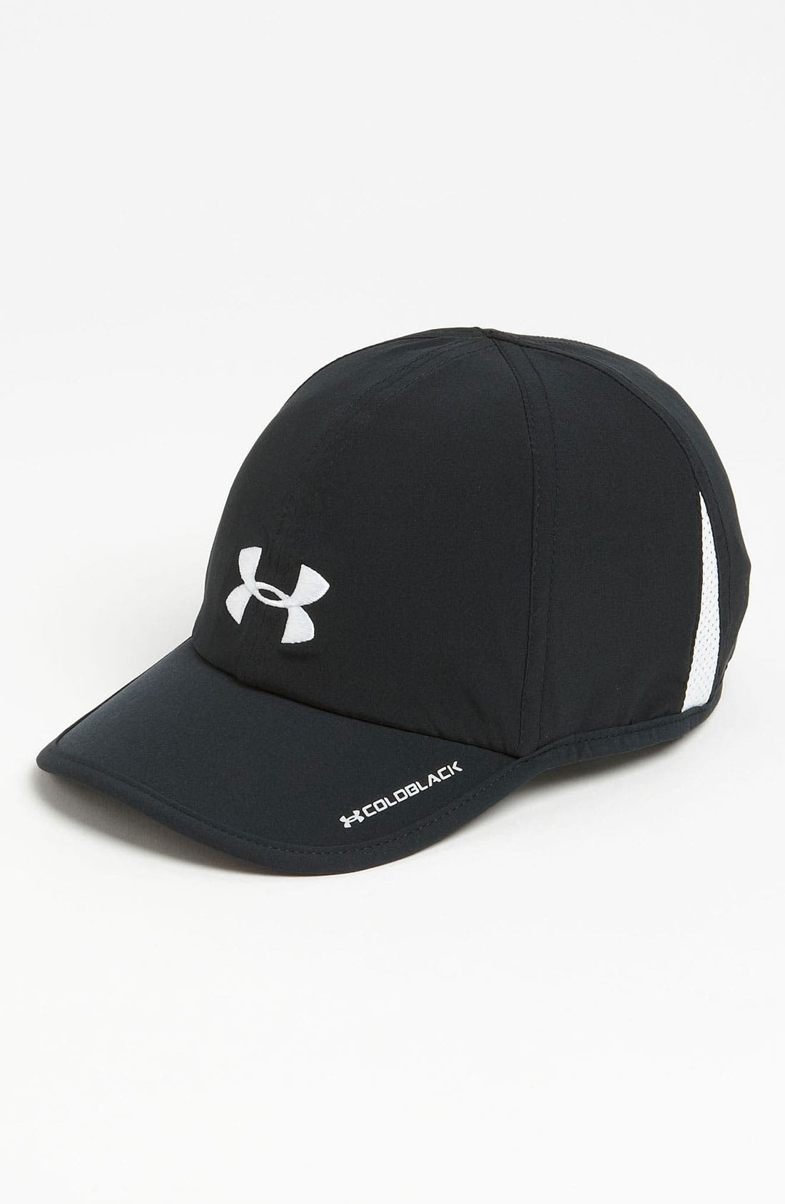 Main Image - Under Armour 'Prestige' Coldblack® Run Hat
