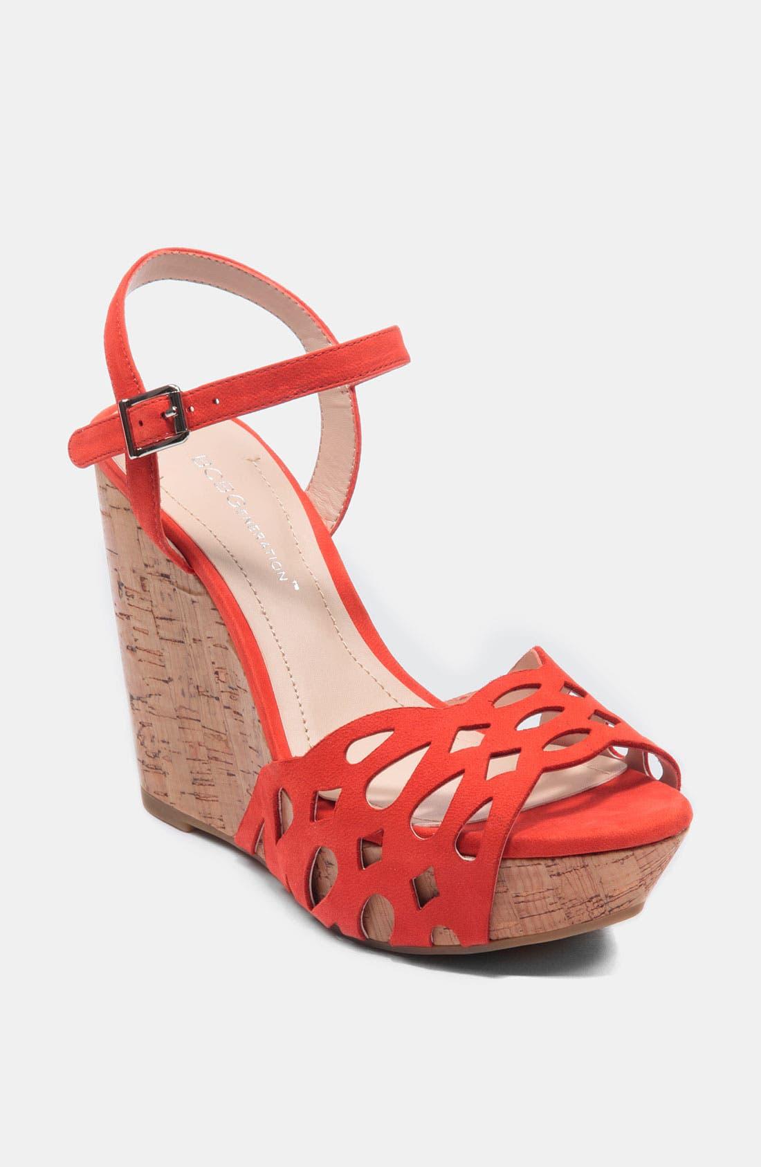 Alternate Image 1 Selected - BCBGeneration 'Paulina' Sandal