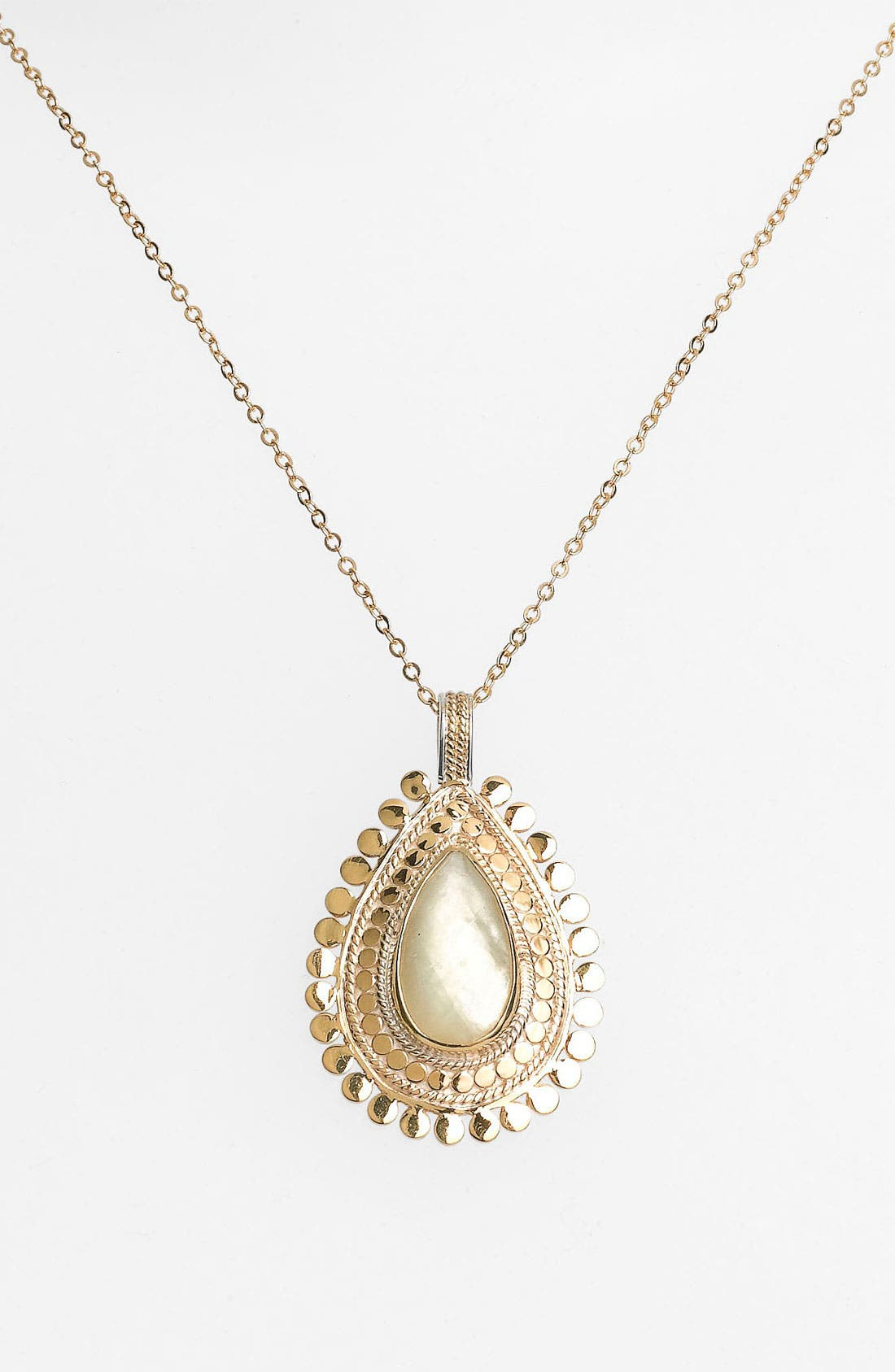 Alternate Image 2  - Anna Beck 'Flores Citrine' Pendant Necklace