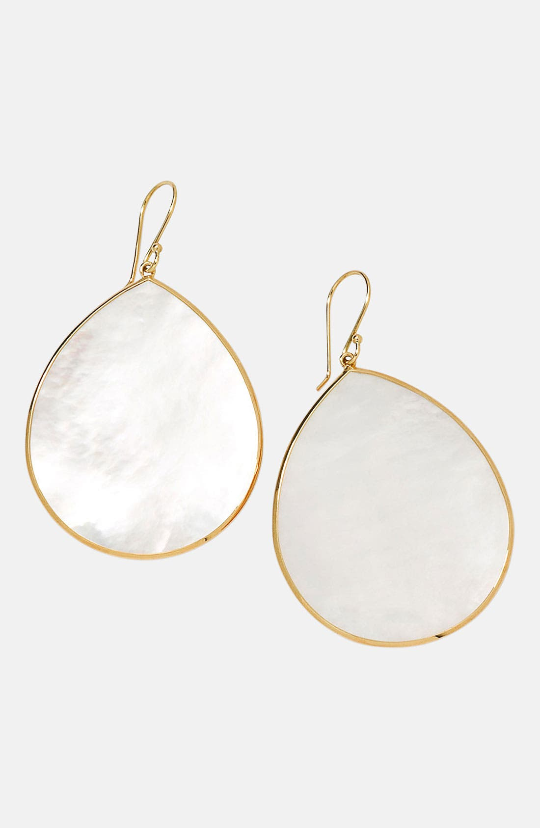 Main Image - Ippolita 'Rock Candy - Jumbo Teardrop' 18k Gold Earrings