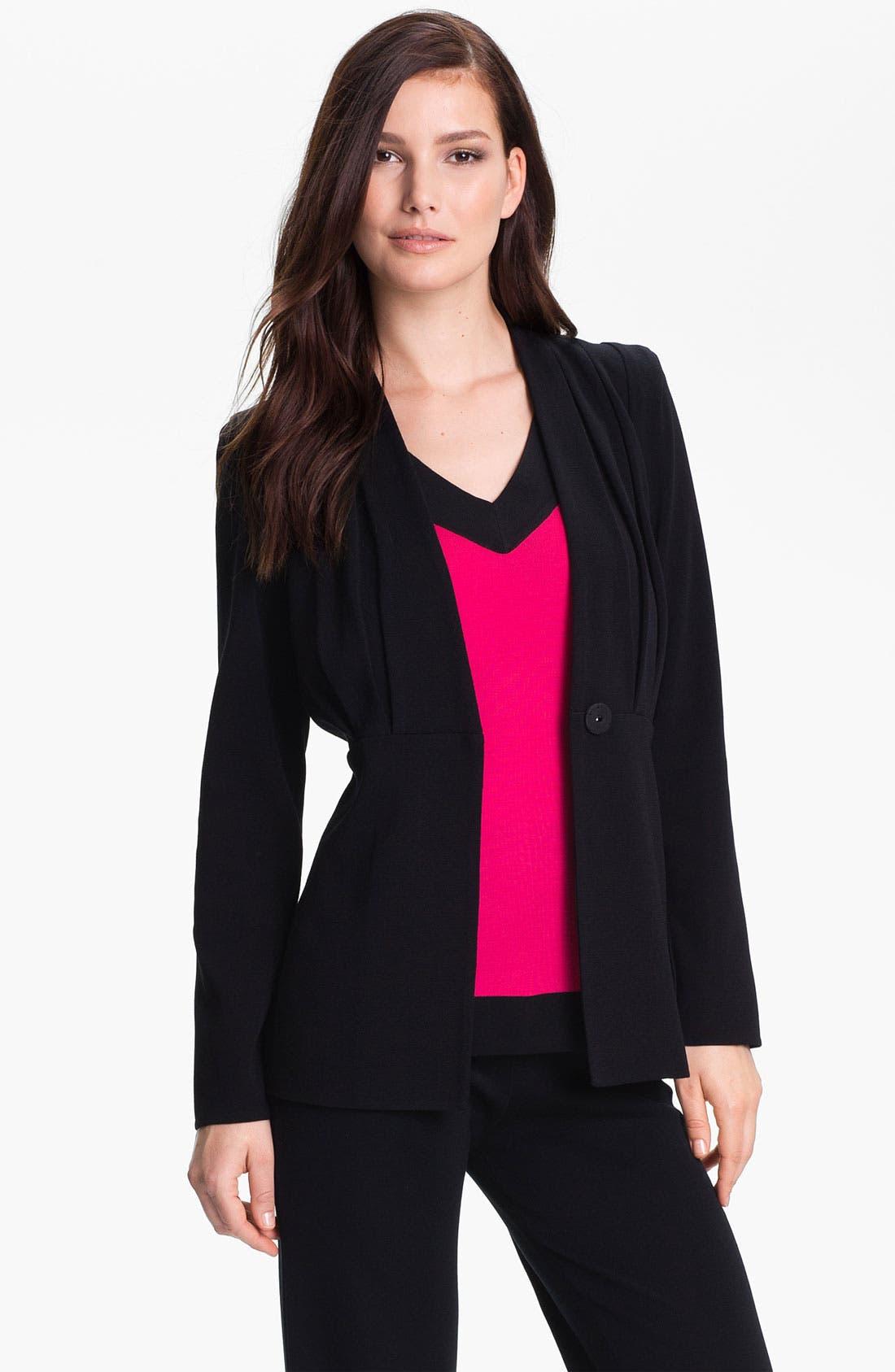 Main Image - Exclusively Misook 'Haley' Jacket