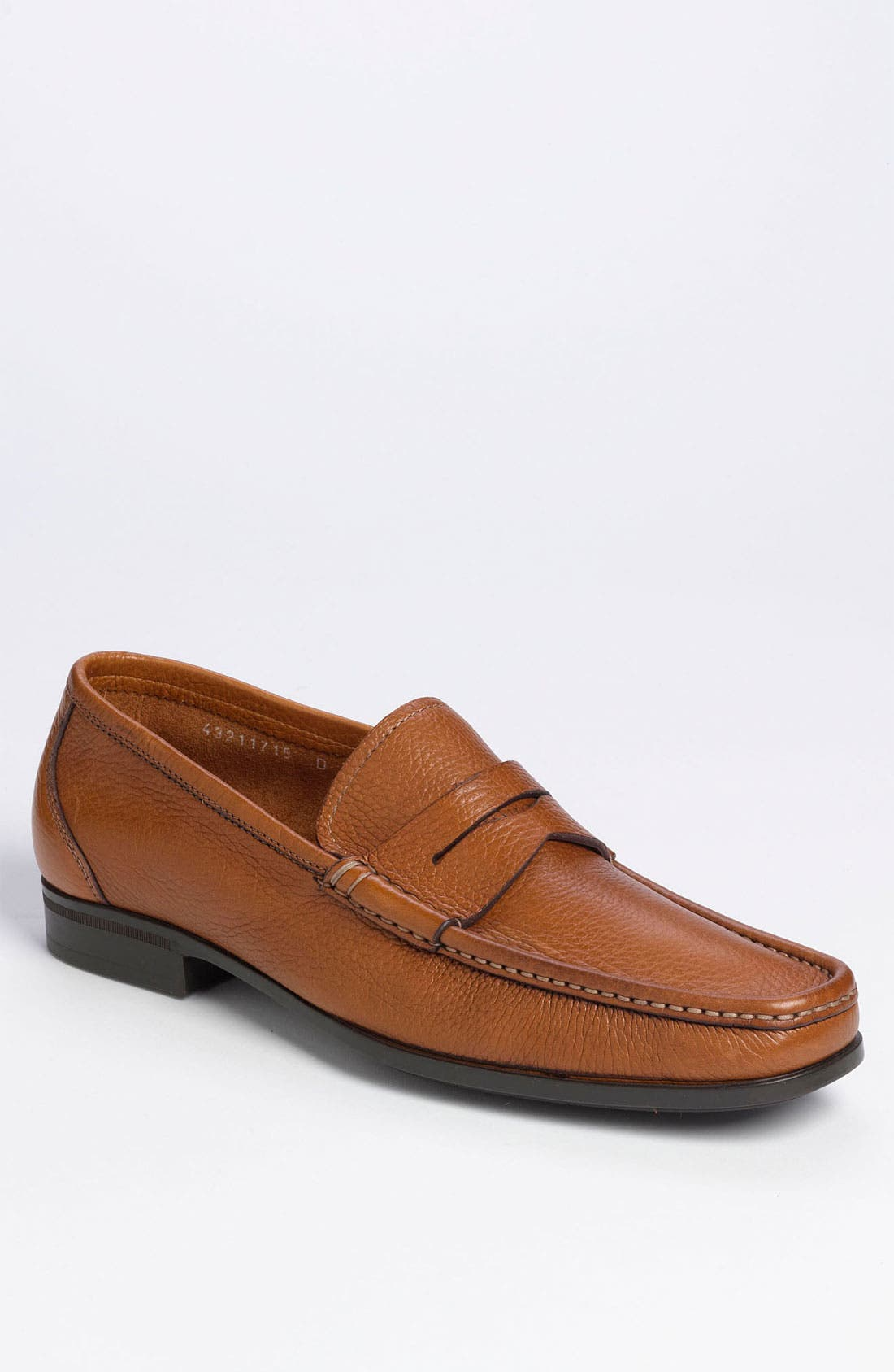 Alternate Image 1 Selected - Santoni 'Tucker' Penny Loafer