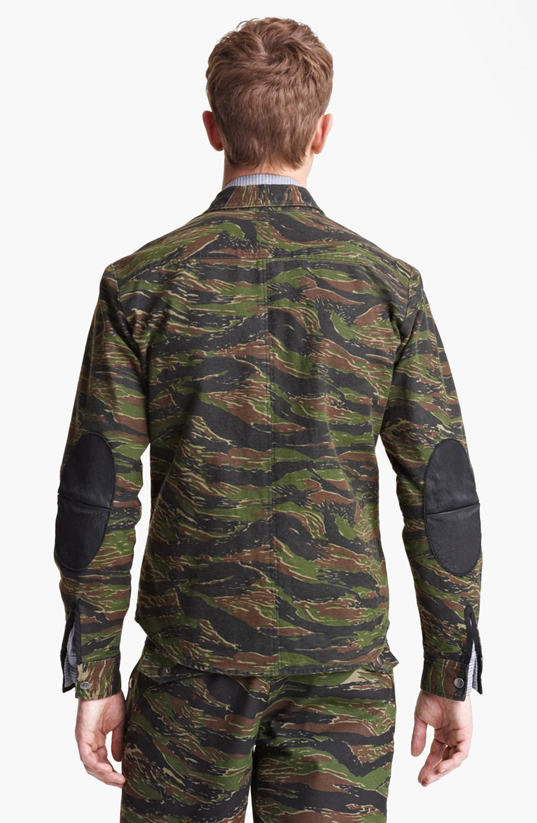 Alternate Image 2  - Field Scout 'Recon' Camo Shirt