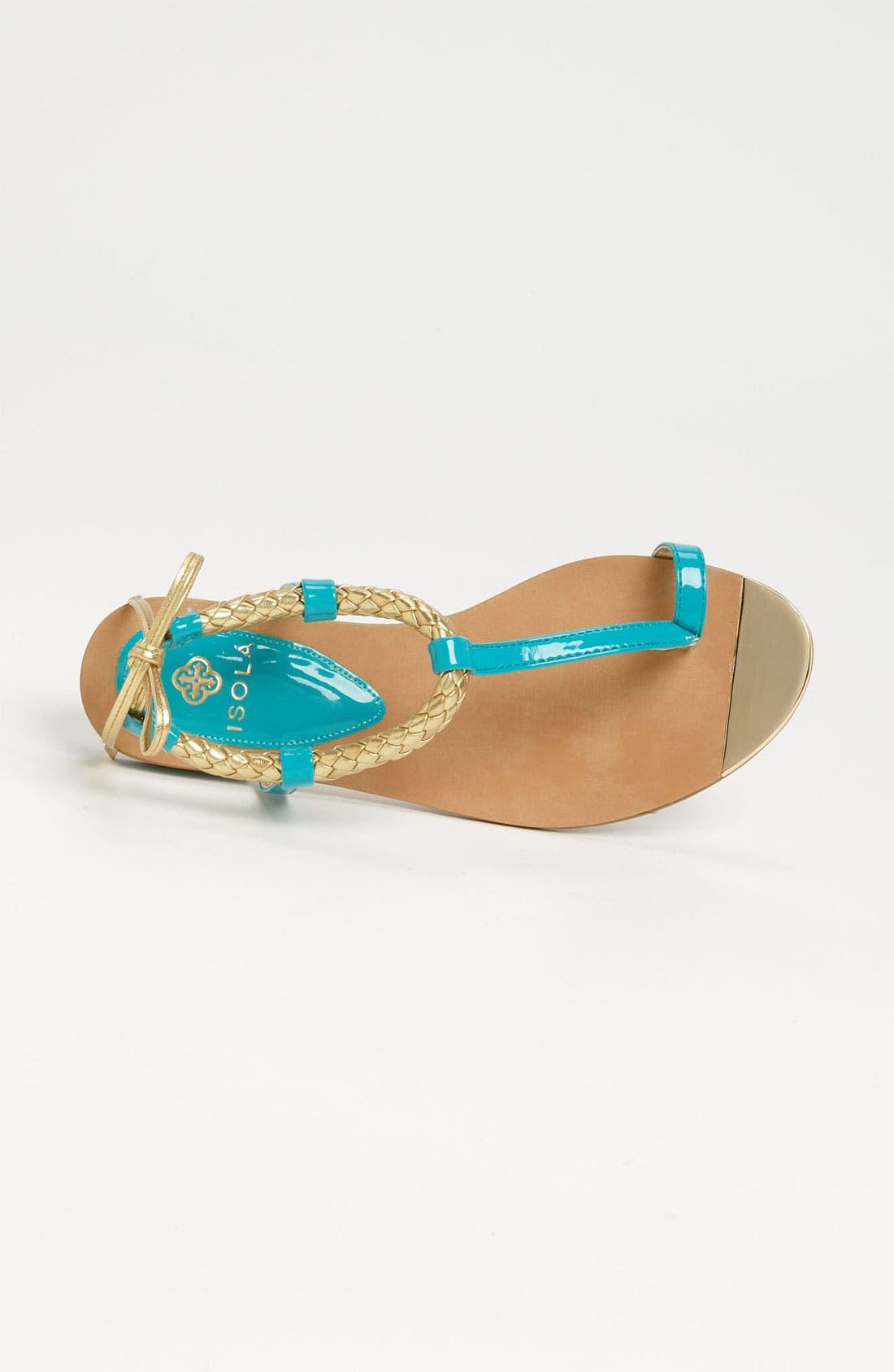 Alternate Image 4  - Isolá 'Adena' Thong Sandal