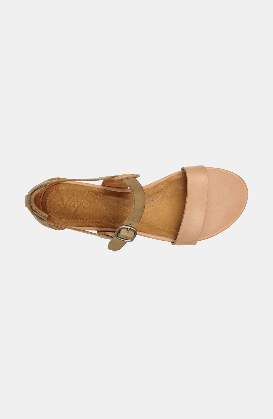 Alternate Image 3  - Naya 'Helena' Sandal (Online Only)