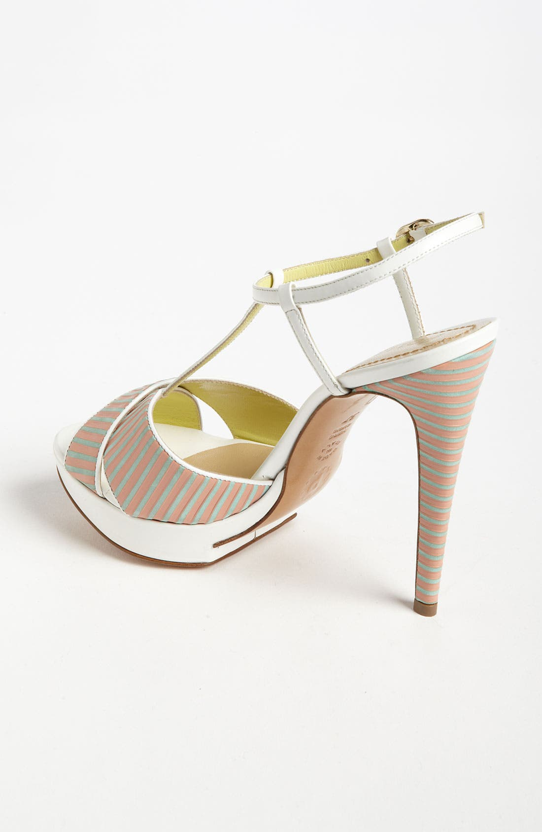 Alternate Image 2  - Pollini Stripe Sandal