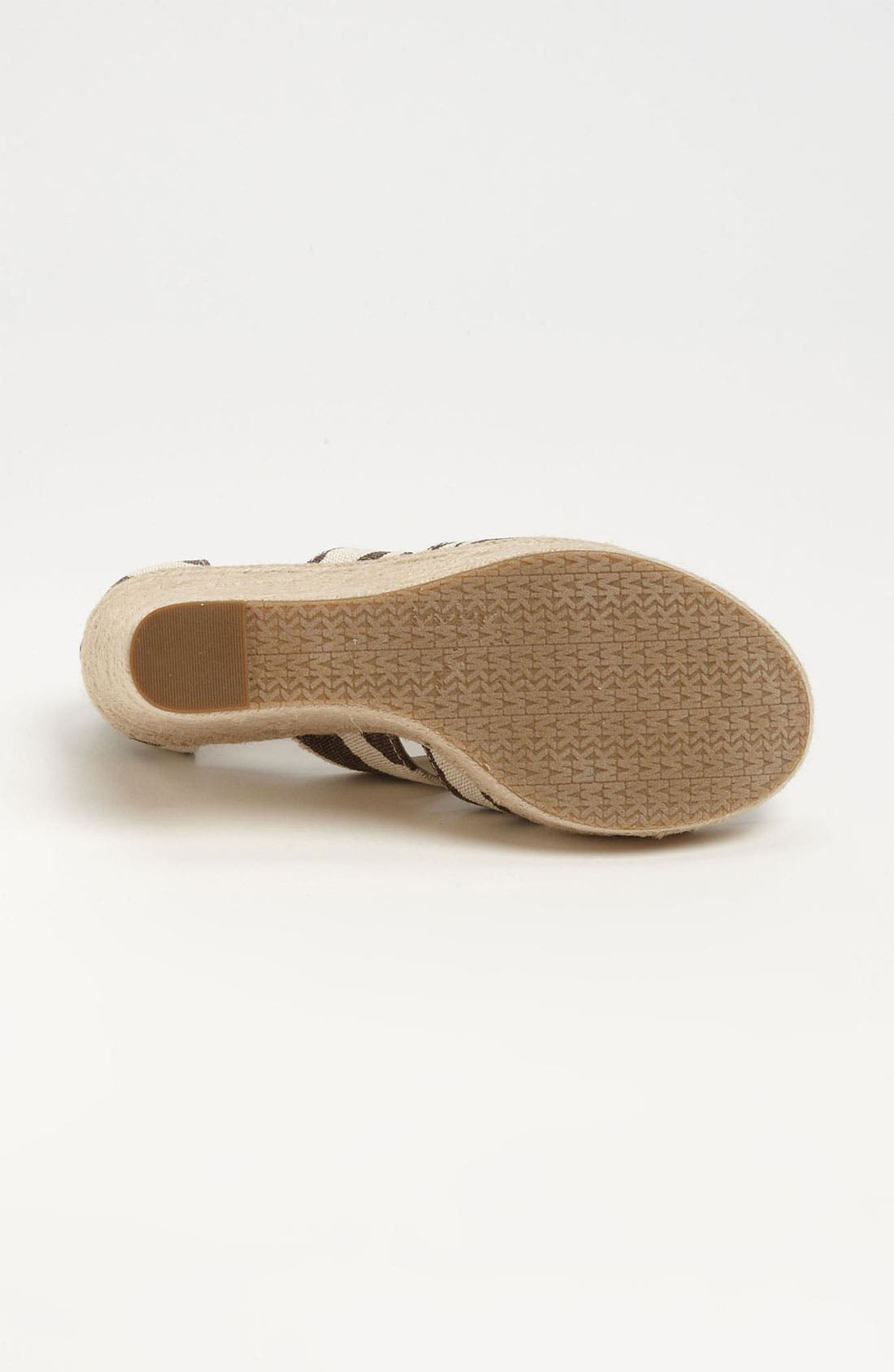 Alternate Image 4  - MICHAEL Michael Kors 'Damita' Wedge Sandal (Women)