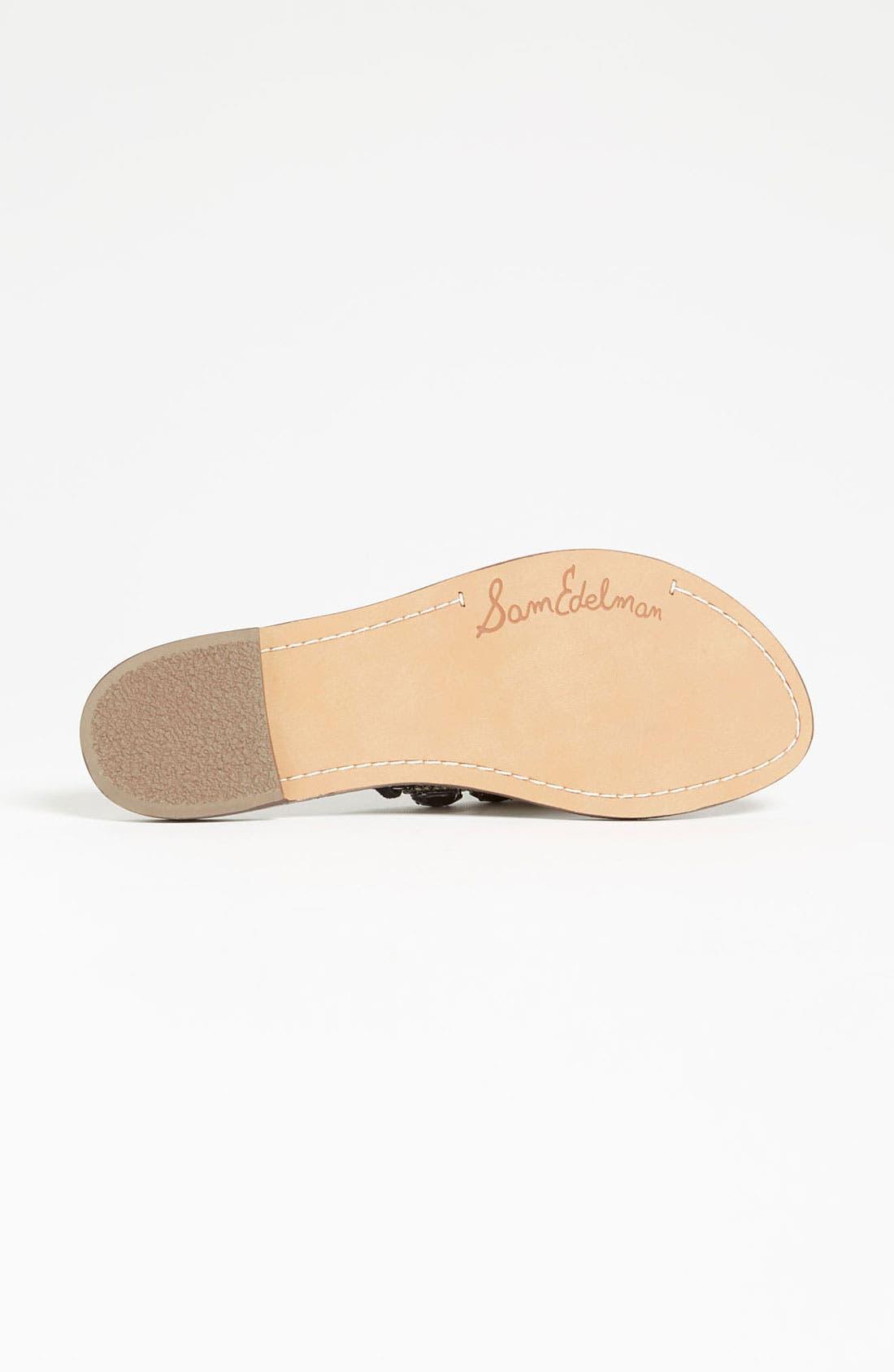 Alternate Image 4  - Sam Edelman 'Gracelyn' Sandal
