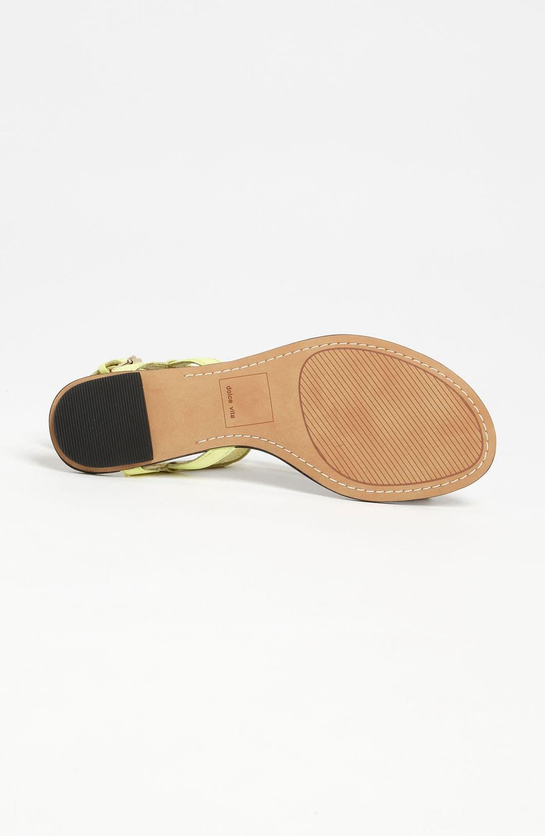 Alternate Image 4  - Dolce Vita 'Dia' Sandal