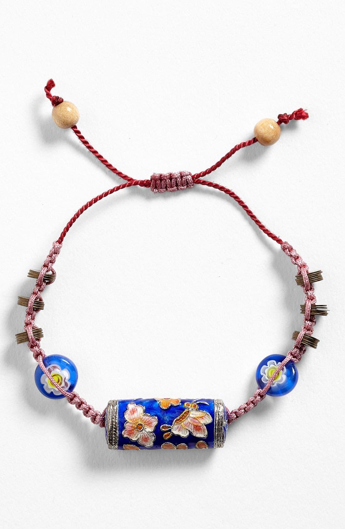 Alternate Image 1 Selected - Bonnie Jonas 'Tranquil' Cloisonné Friendship Bracelet