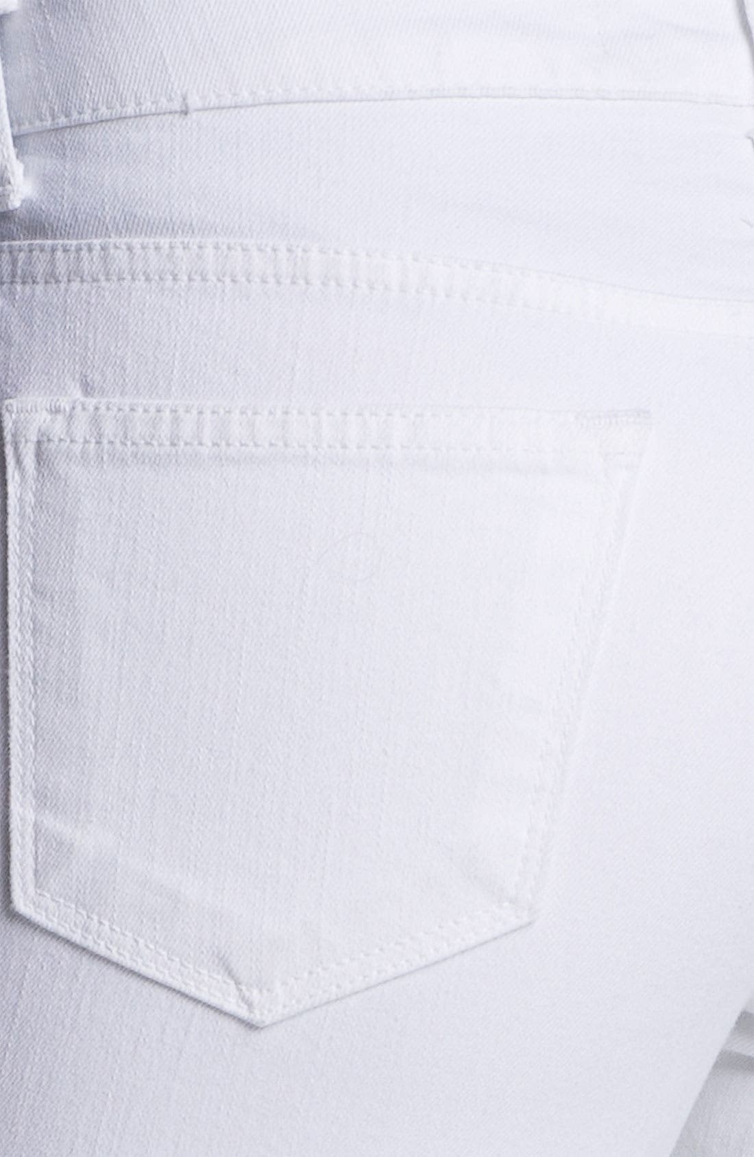 Alternate Image 3  - CJ by Cookie Johnson 'Peace' Skinny Jeans