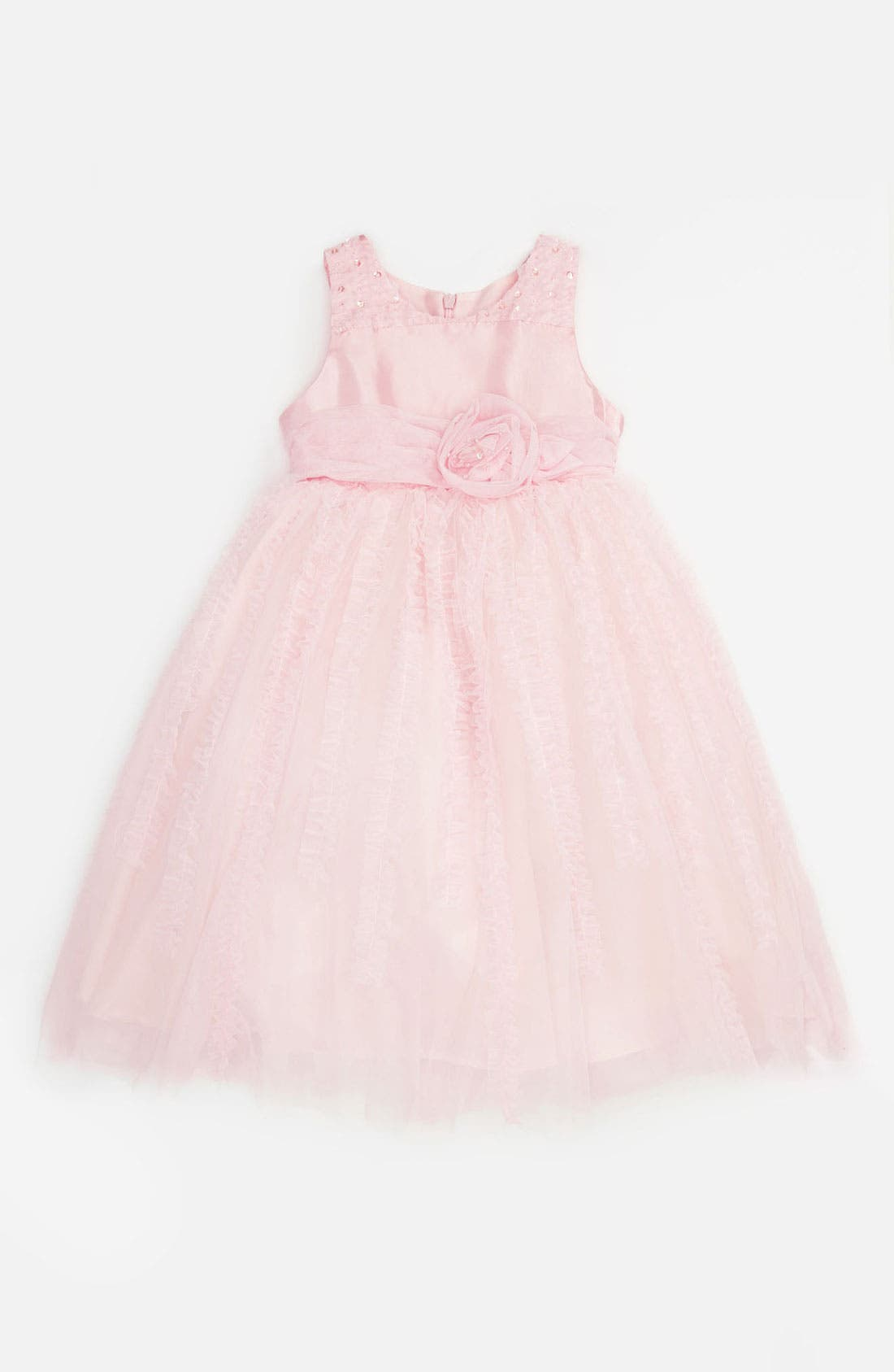 Alternate Image 1 Selected - Isobella & Chloe 'Fairy Floss' Dress (Baby Girls)