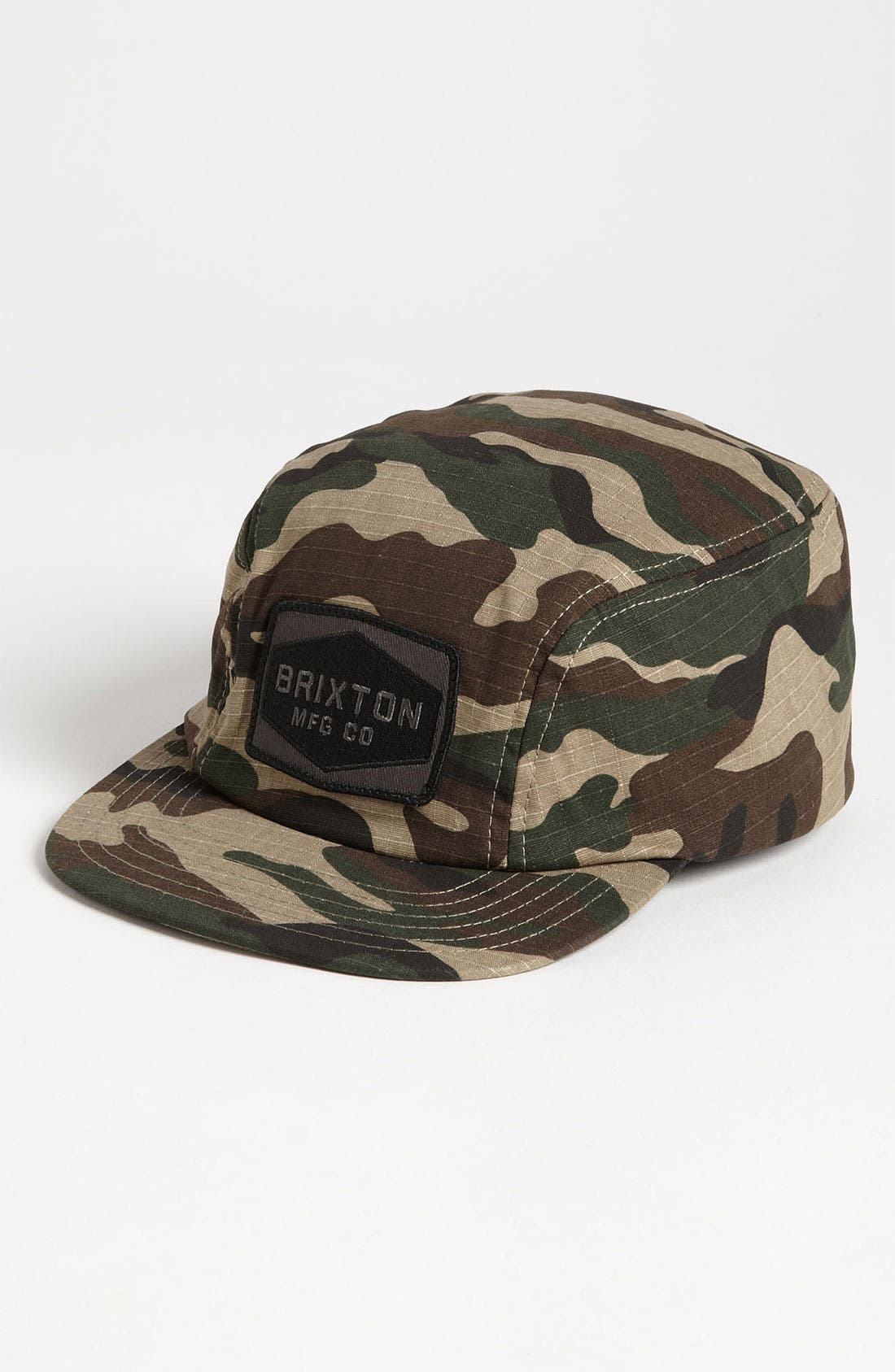 Alternate Image 1 Selected - Brixton 'Mill' Canvas Cap
