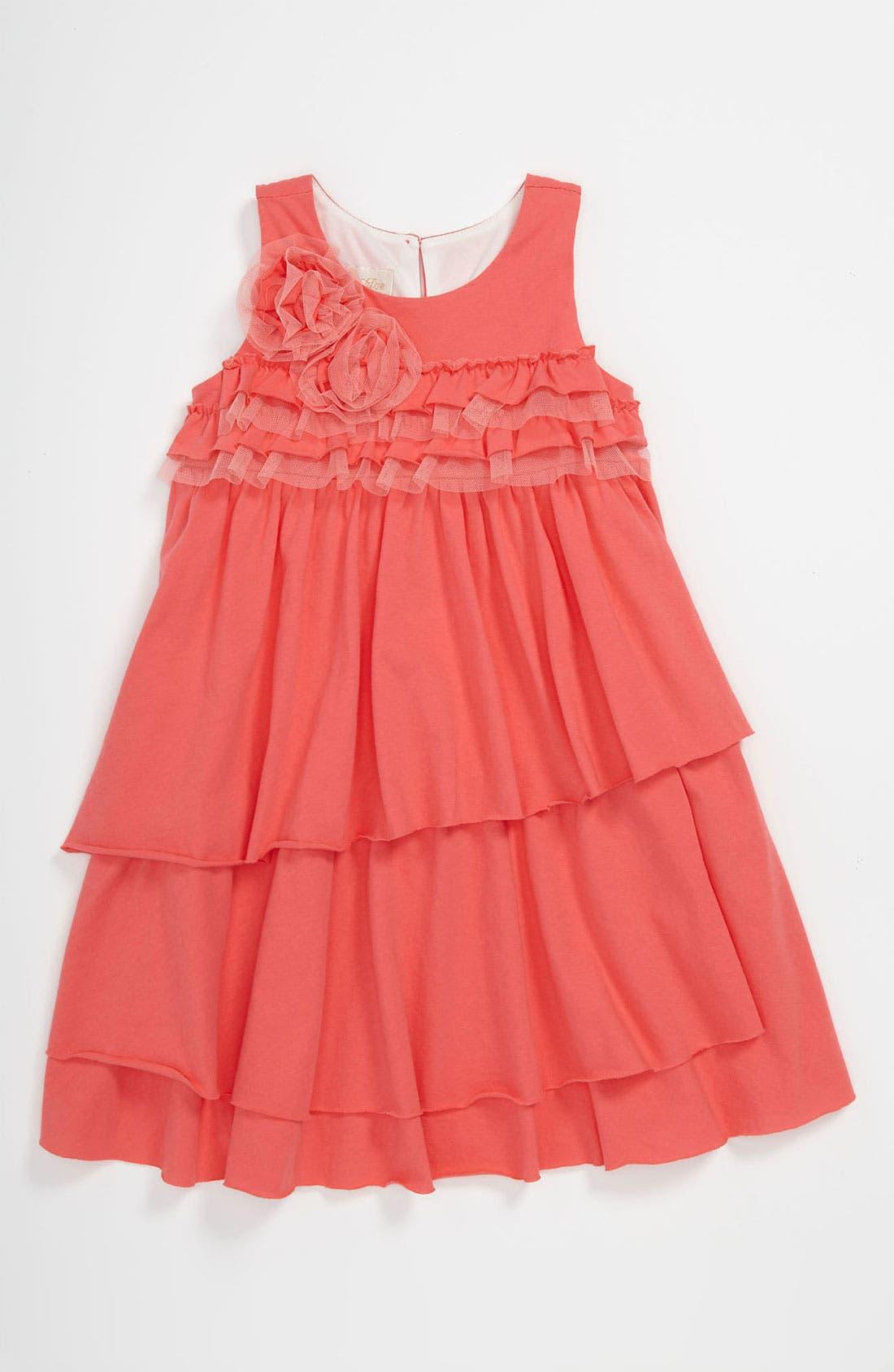 Alternate Image 1 Selected - Isobella & Chloe 'Jenny' Dress (Toddler)
