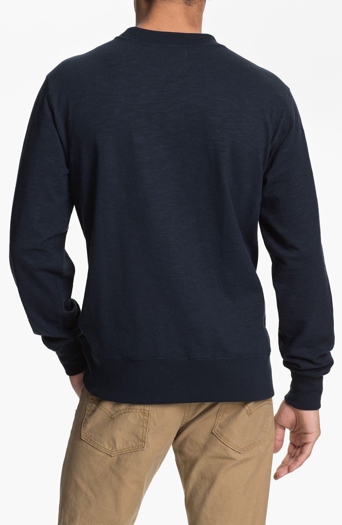 Alternate Image 2  - Burton 'Grafton' Crewneck Sweatshirt