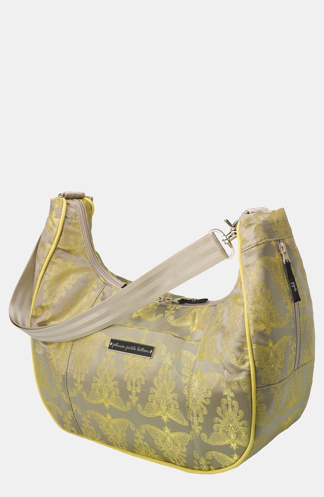 Alternate Image 1 Selected - Petunia Pickle Bottom 'Touring Tote' Brocade Diaper Bag