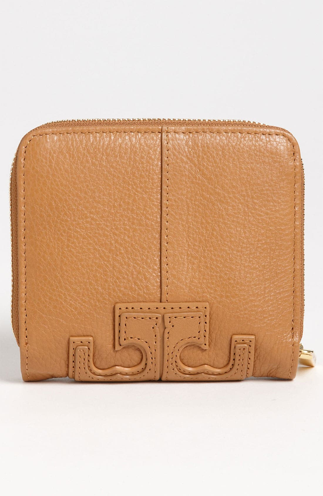 Alternate Image 3  - Tory Burch 'Stacked T' Compact Wallet