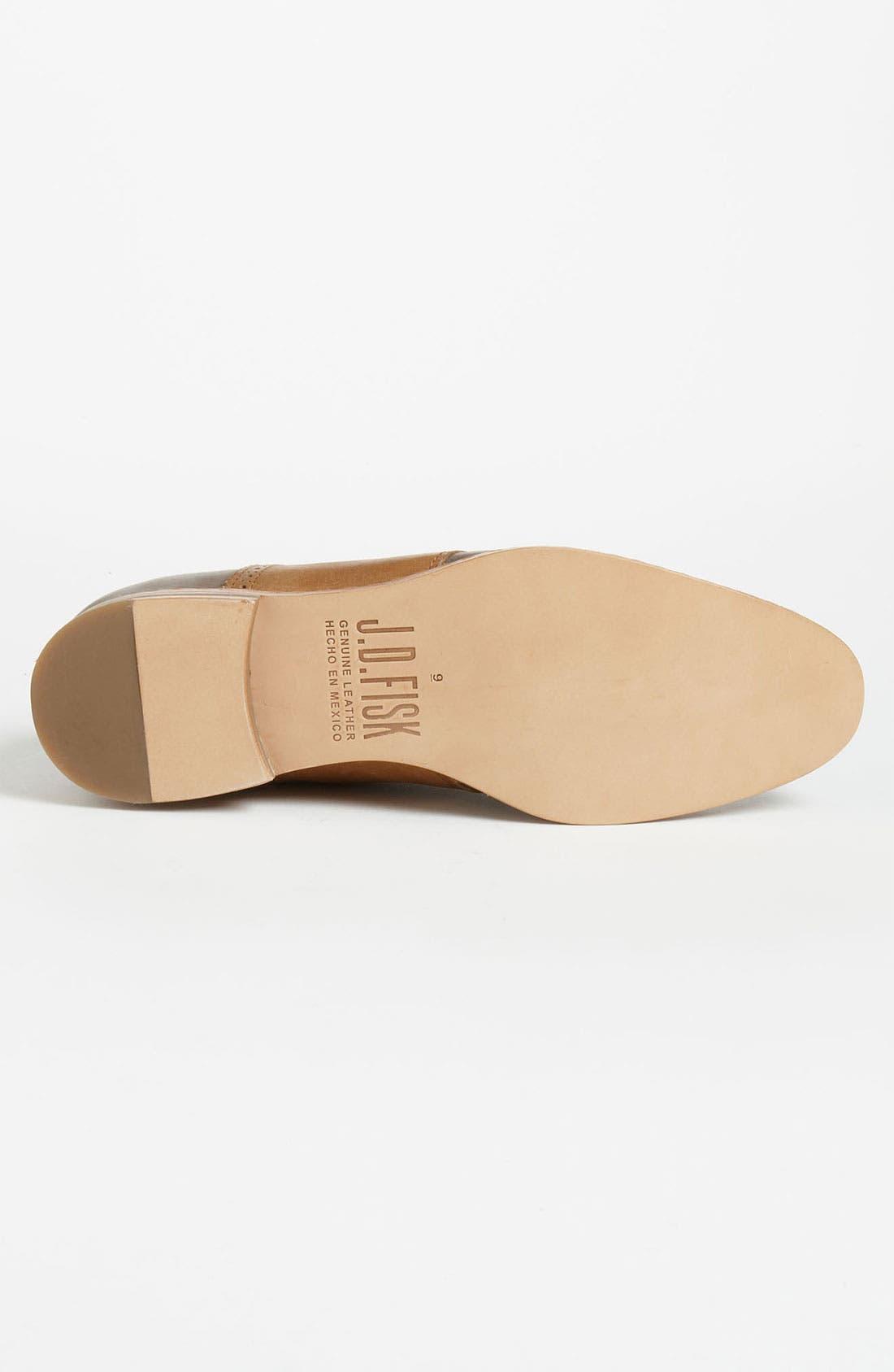 Alternate Image 4  - J.D. Fisk 'Mosimo' Saddle Shoe