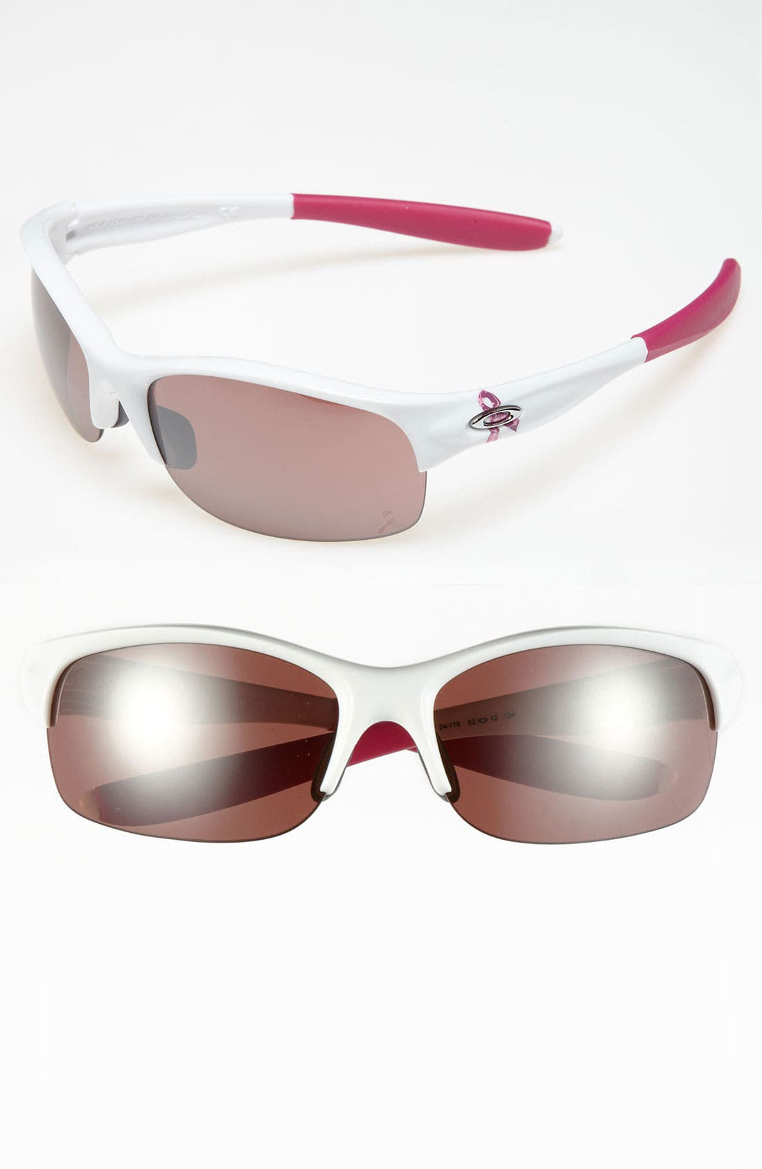 Alternate Image 1 Selected - Oakley 'Commit® SQ - Breast Cancer Awareness Edition' 62mm Sunglasses