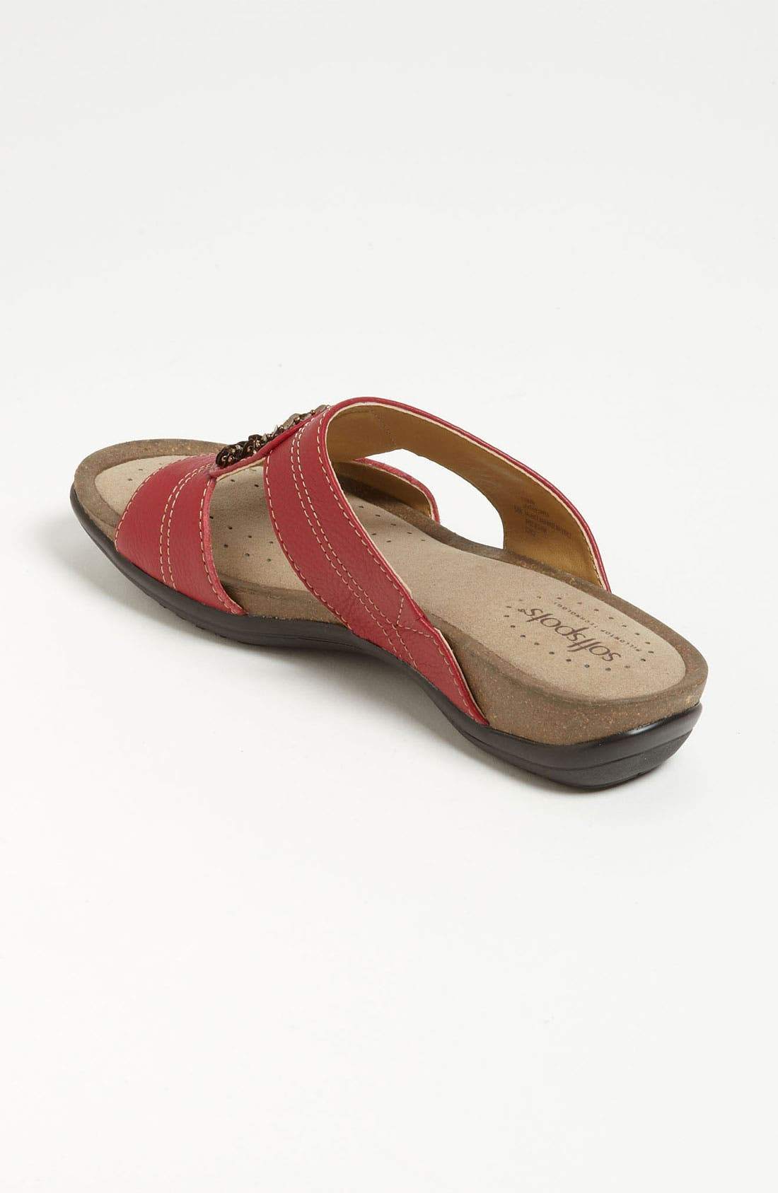 Alternate Image 2  - Softspots Beaded Sandal