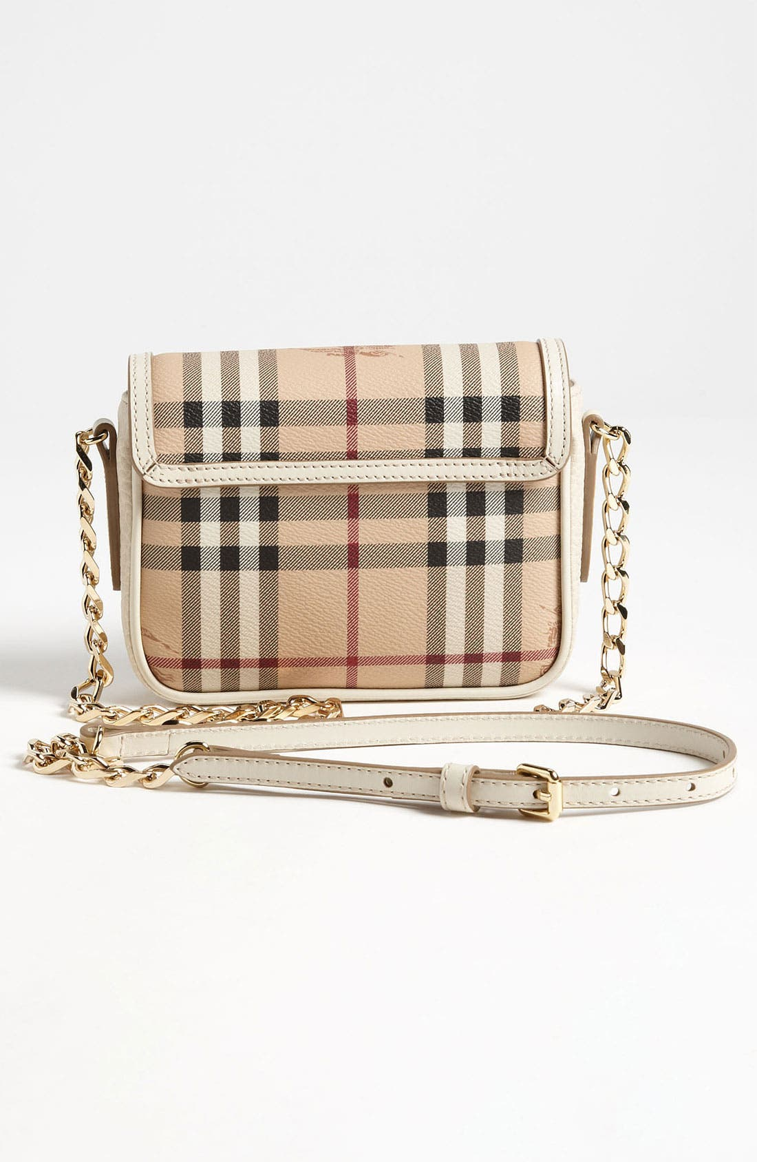 Alternate Image 4  - Burberry 'Haymarket Color' Crossbody Bag