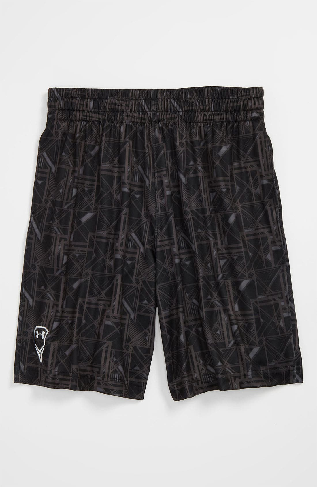 Main Image - Under Armour 'Howie Dewdat' Shorts (Big Boys)