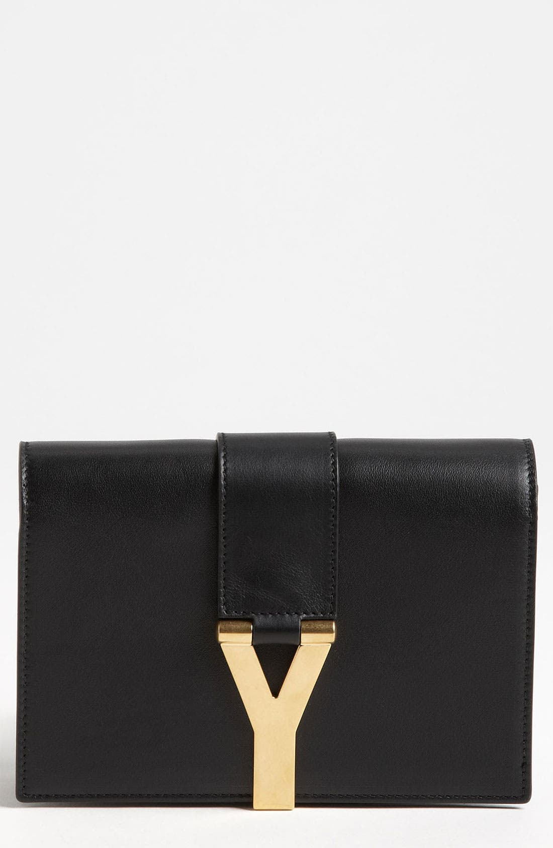Alternate Image 1 Selected - Saint Laurent 'Y Chain - Mini' Leather Handbag