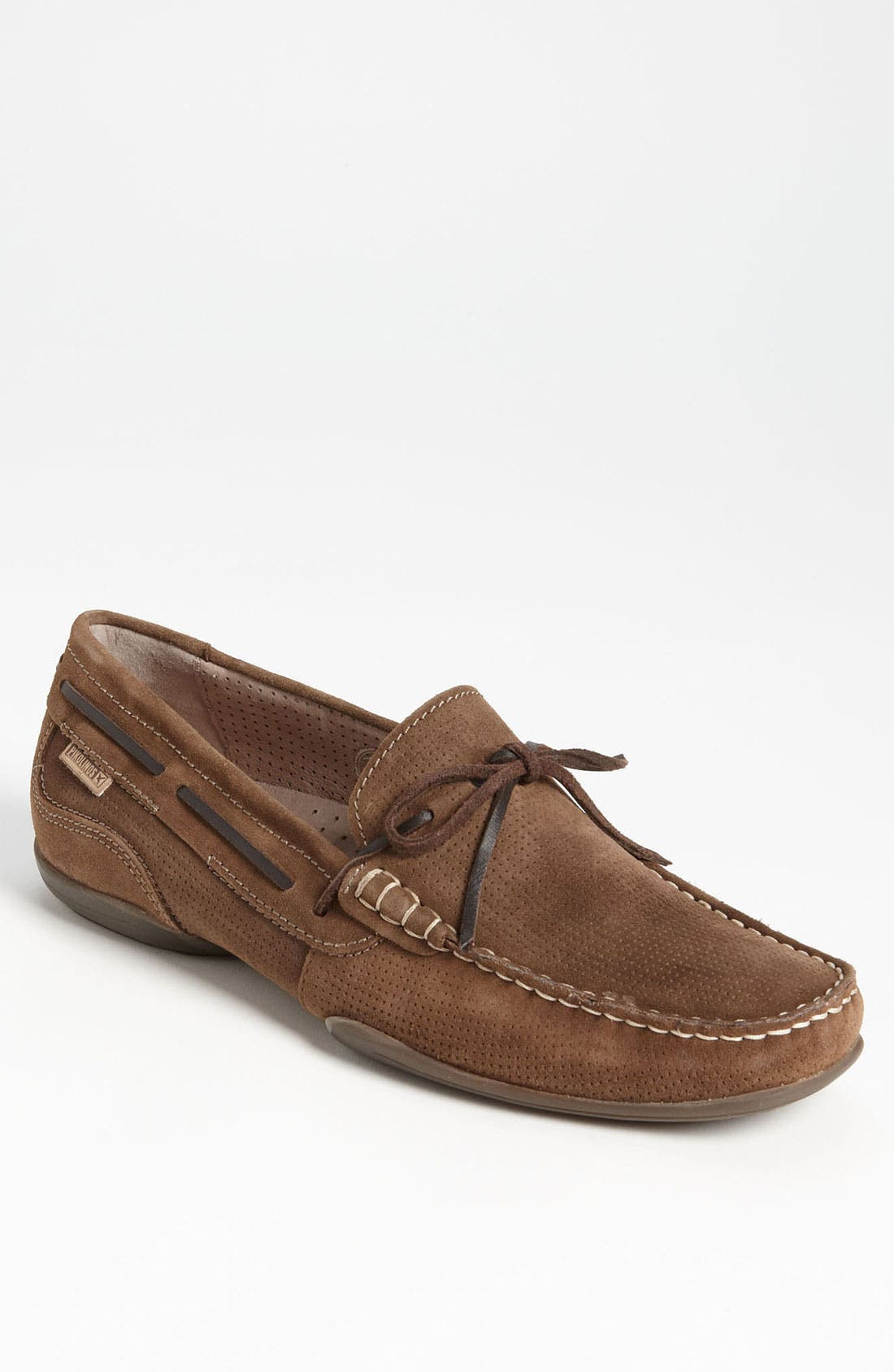 Alternate Image 1 Selected - PIKOLINOS 'Puerto Rico 3' Suede Loafer