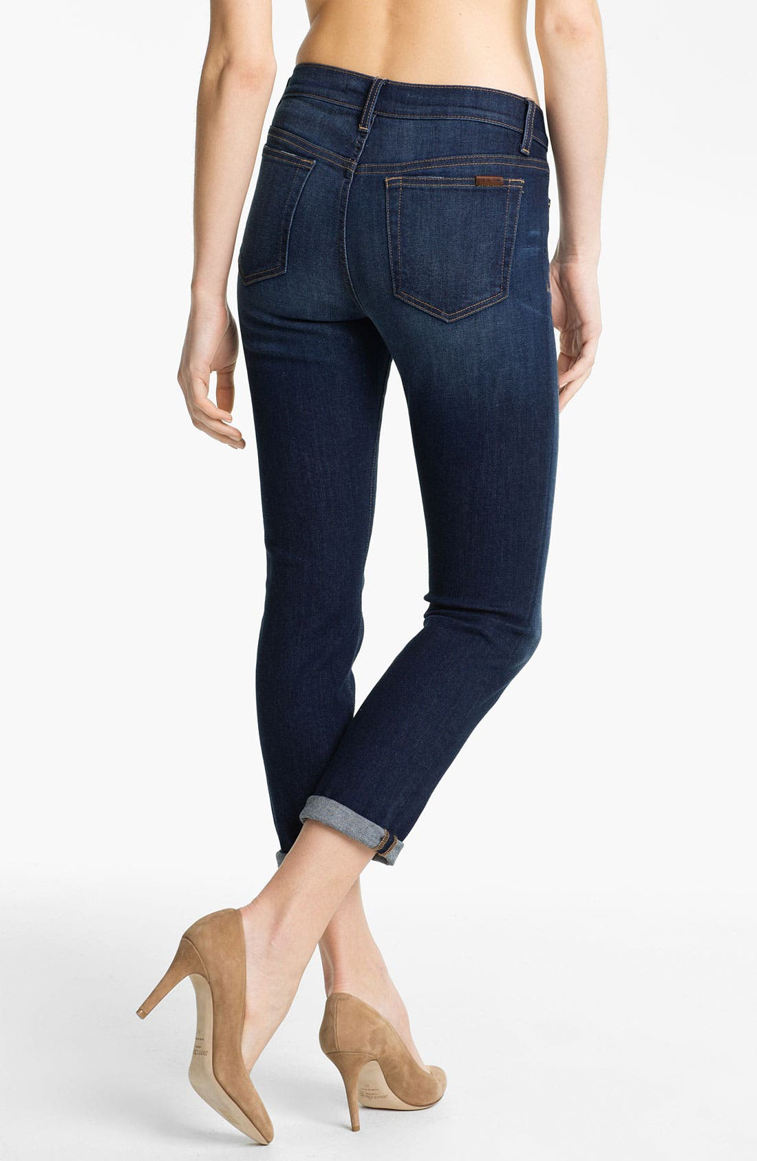 Alternate Image 2  - Joe's Straight Leg Ankle Jeans (Beaven)