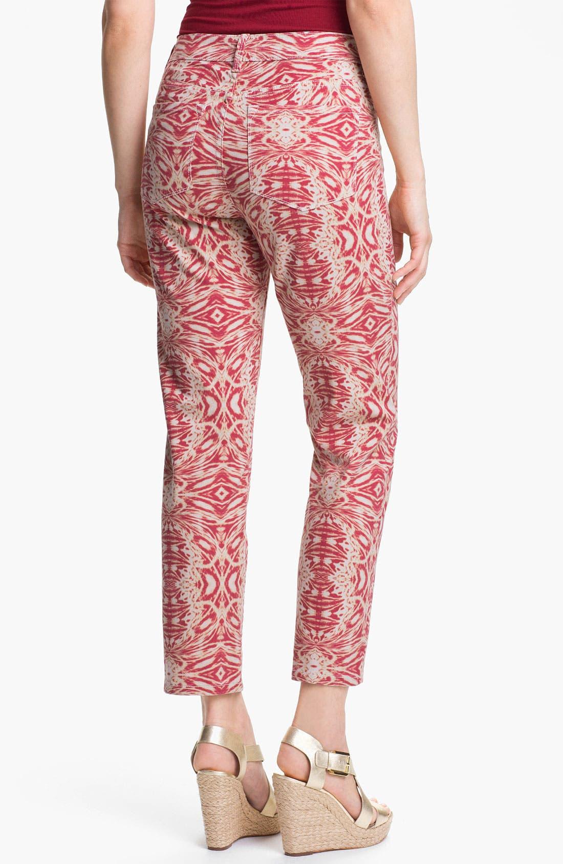 Alternate Image 3  - NYDJ 'Alisha' Skinny Stretch Ankle Jeans