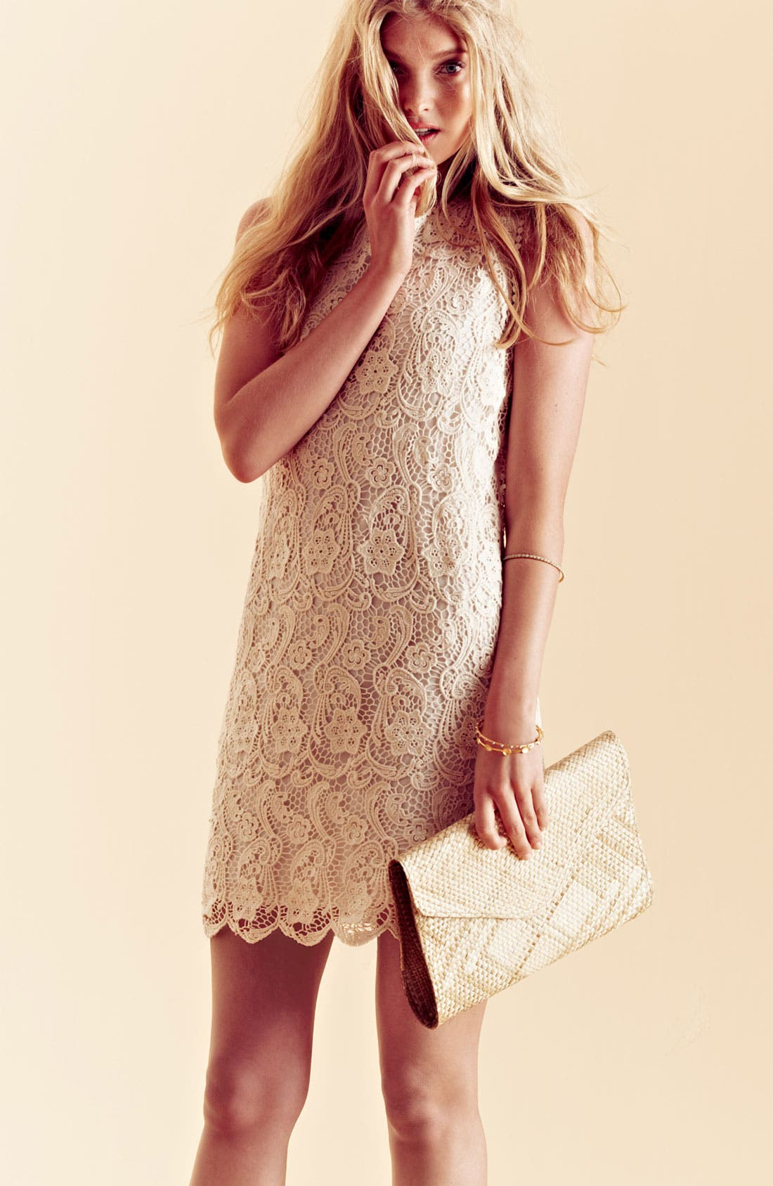 Main Image - Joie Shift Dress & Accessories